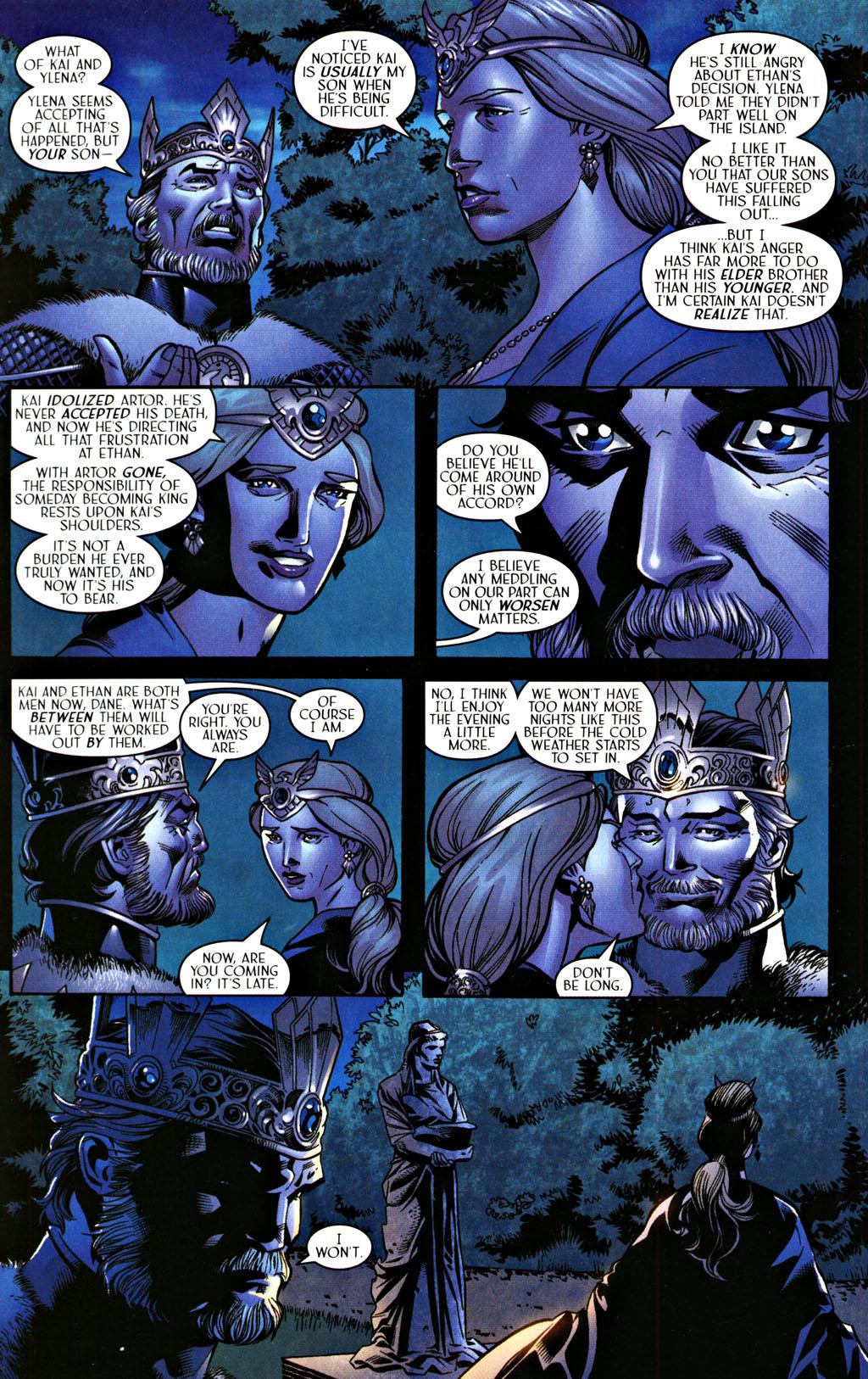 Read online Scion comic -  Issue #28 - 20
