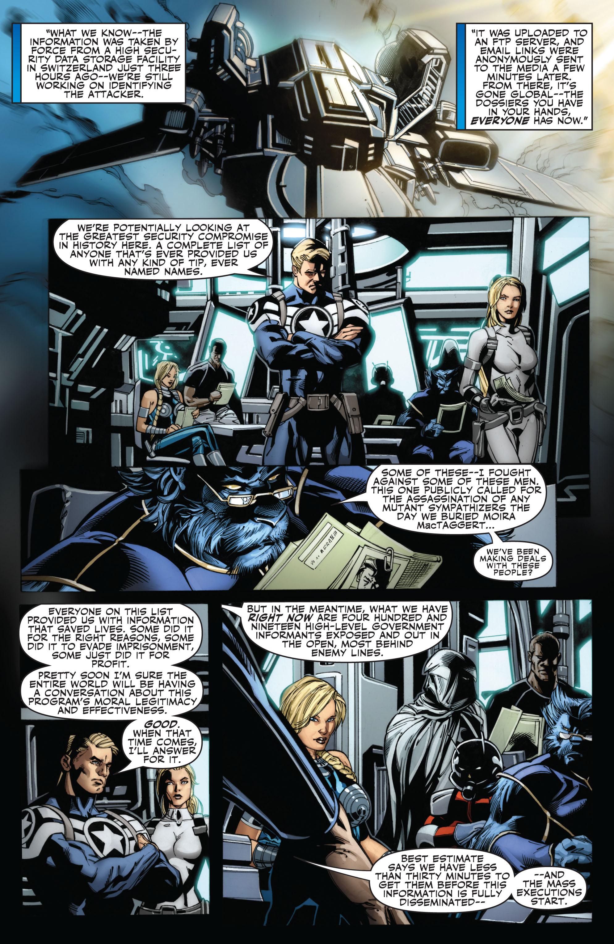 Read online Secret Avengers (2010) comic -  Issue #12.1 - 8