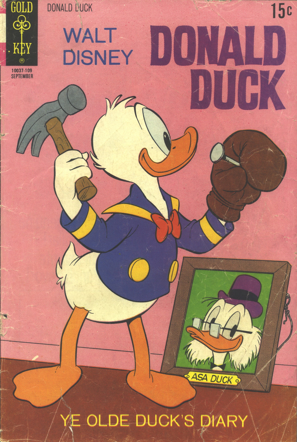 Donald Duck (1962) 139 Page 1
