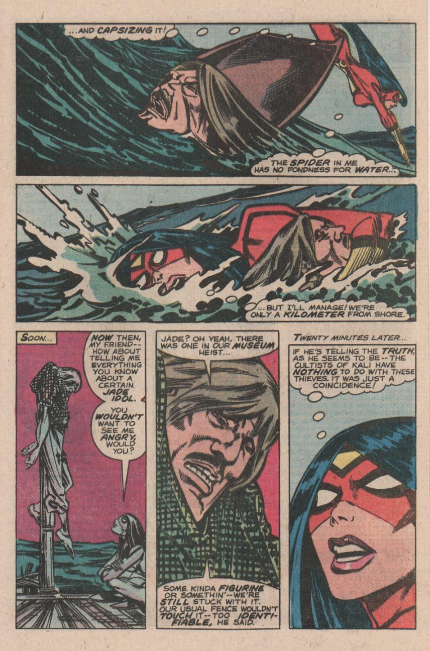 Spider-Woman (1978) Issue #14 #14 - English 17