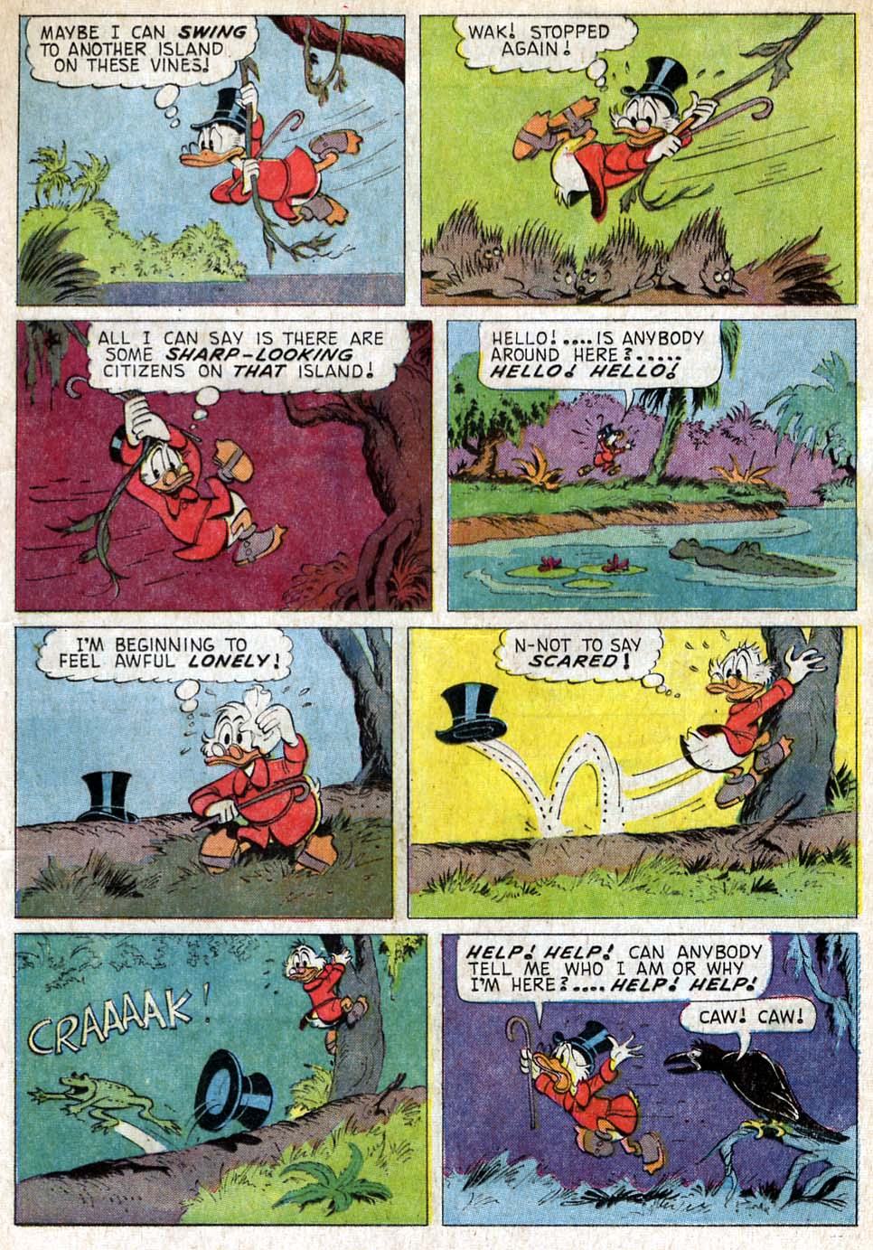 Uncle Scrooge (1953) Issue #57 #57 - English 13