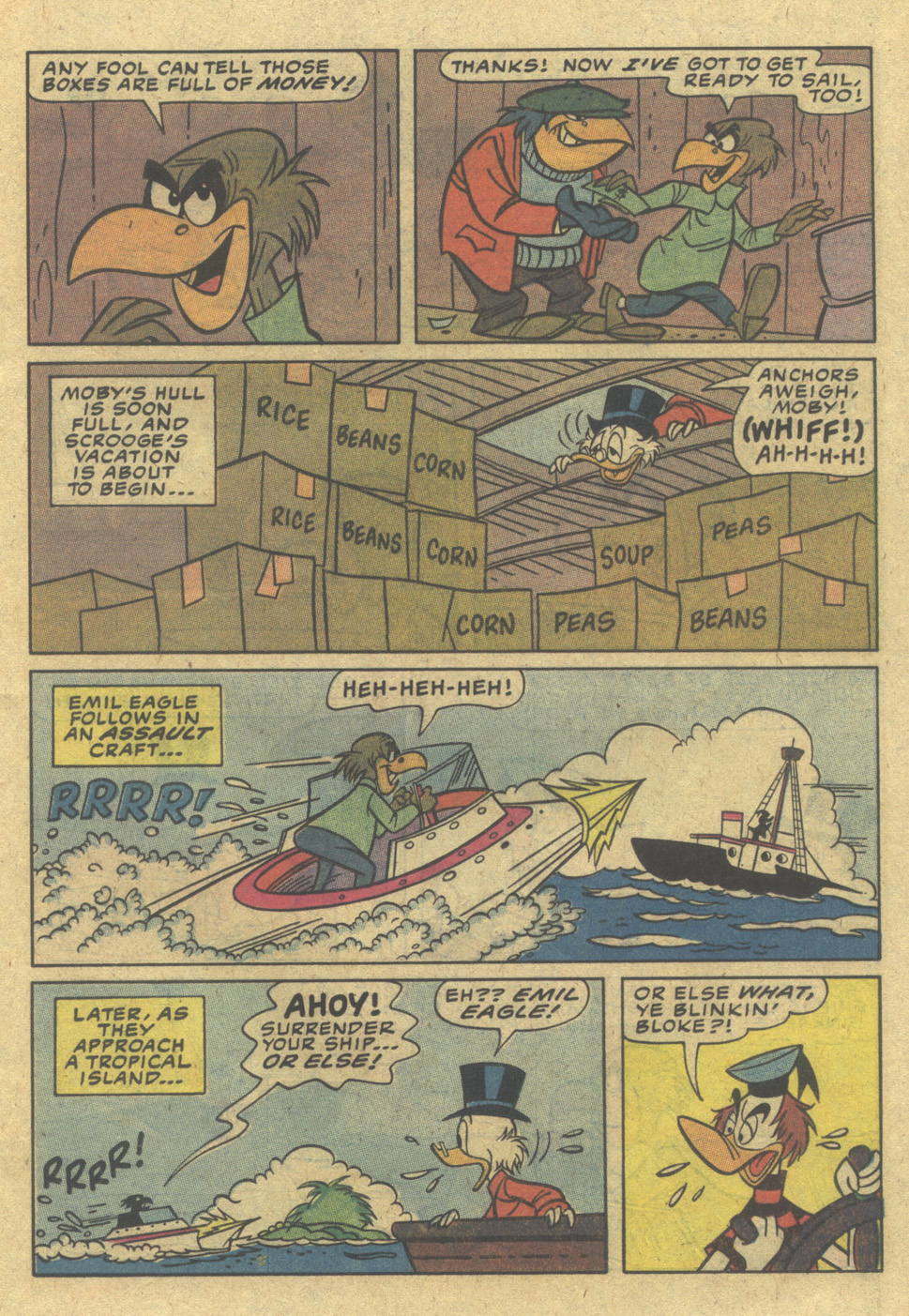 Scrooge (1953) Issue #12 #204 - English 17