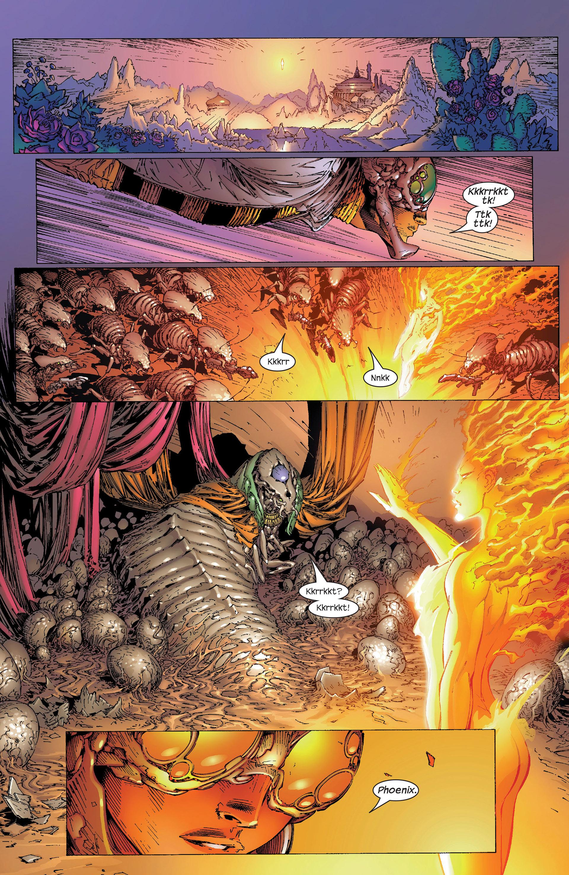 Read online New X-Men (2001) comic -  Issue #153 - 4