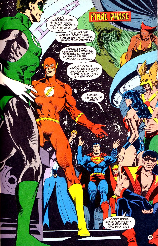 DC Challenge #12 #12 - English 30