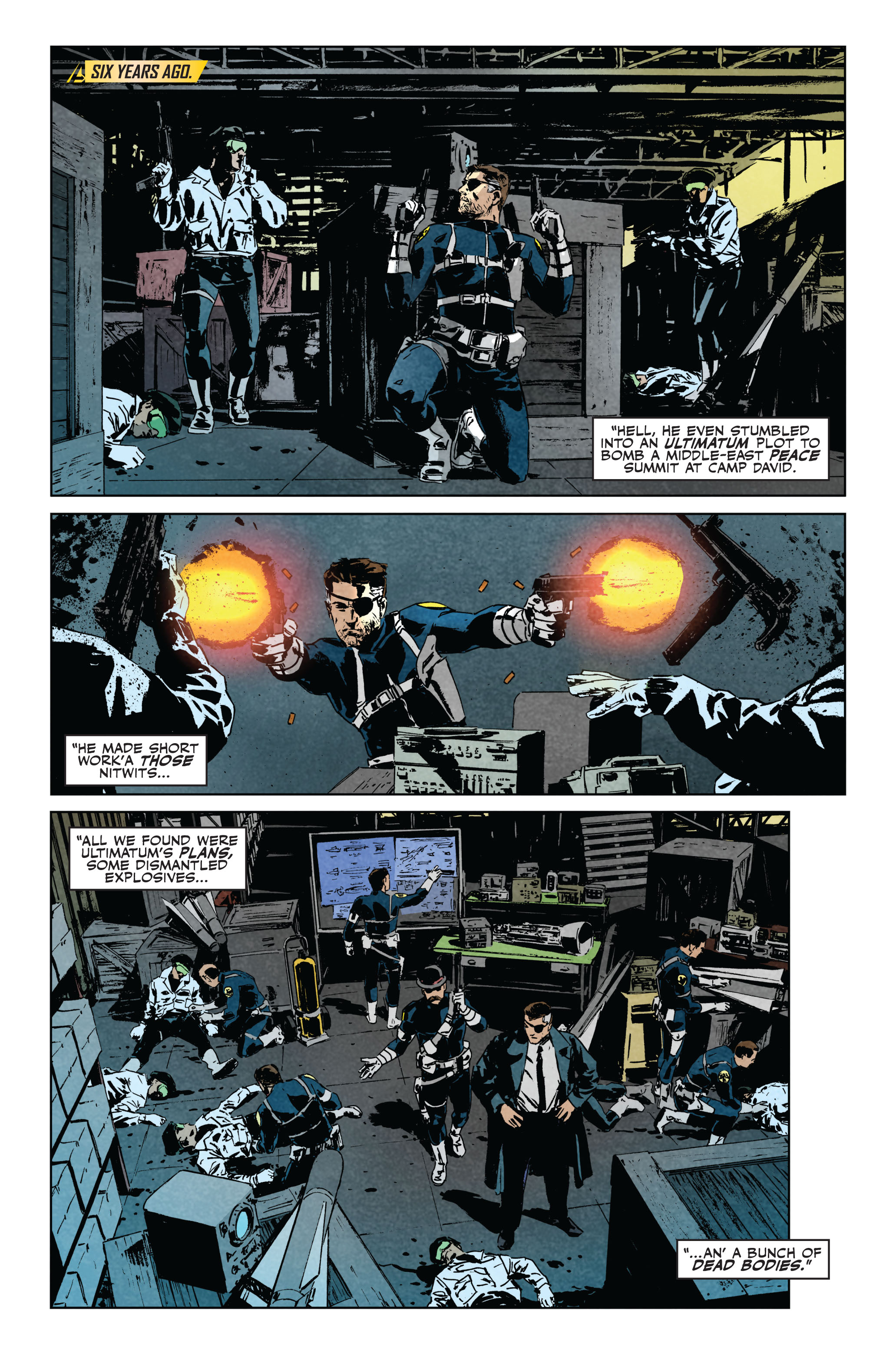 Read online Secret Avengers (2010) comic -  Issue #5 - 15