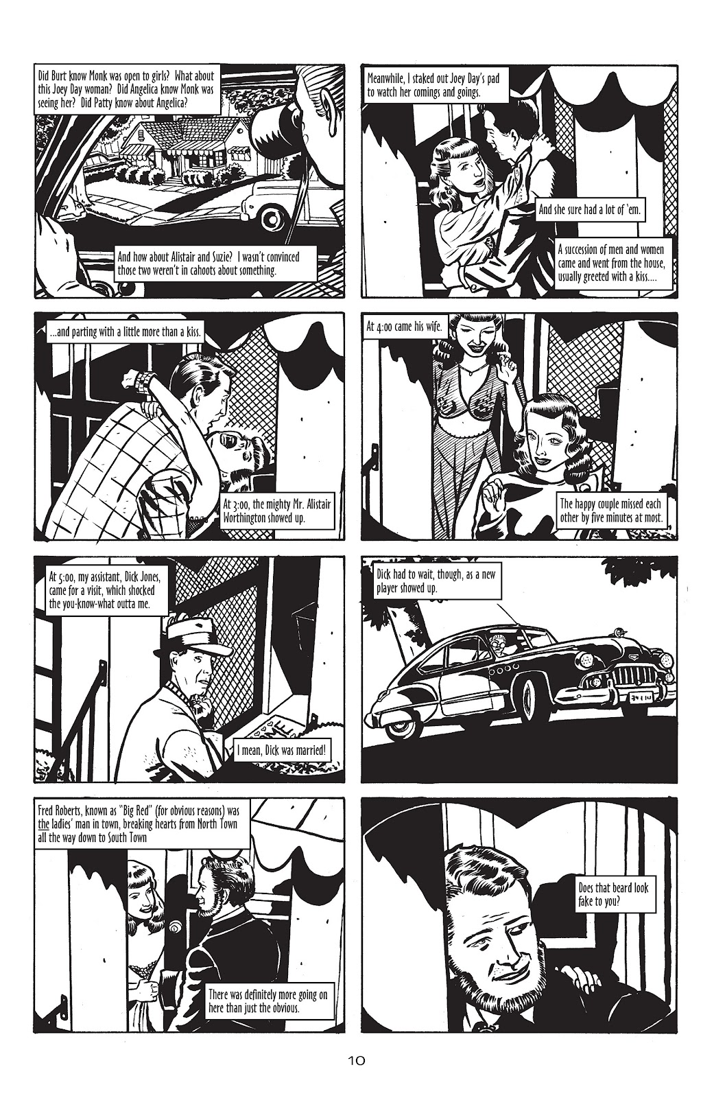 Stray Bullets Issue #18 #18 - English 12