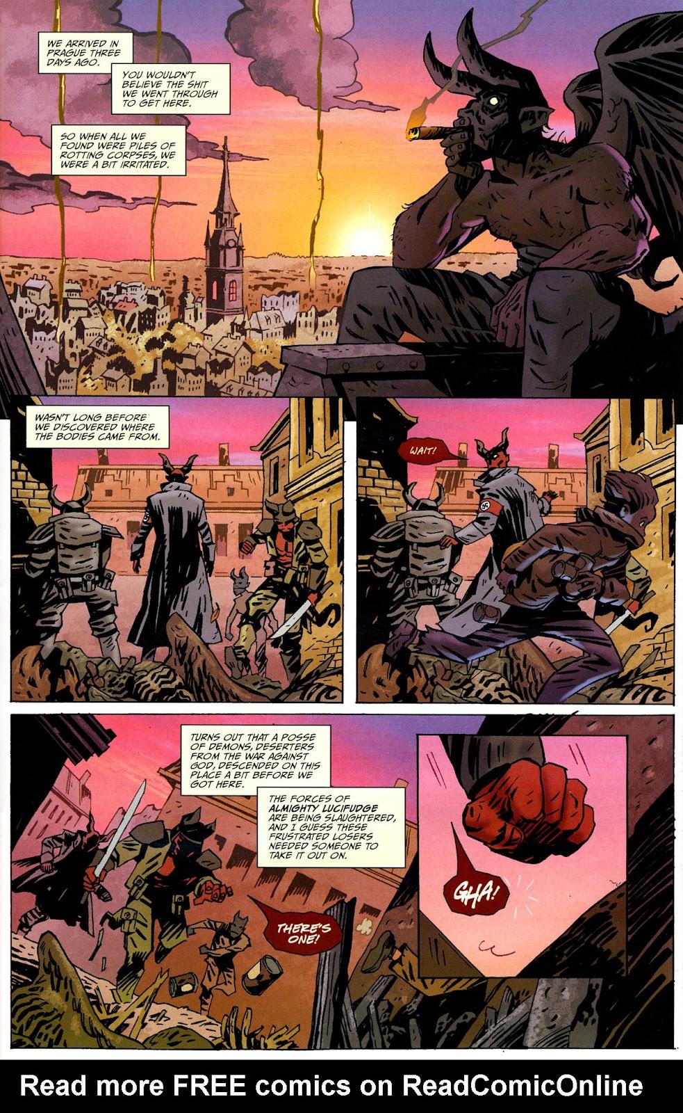 Strange Girl Issue #16 #17 - English 3