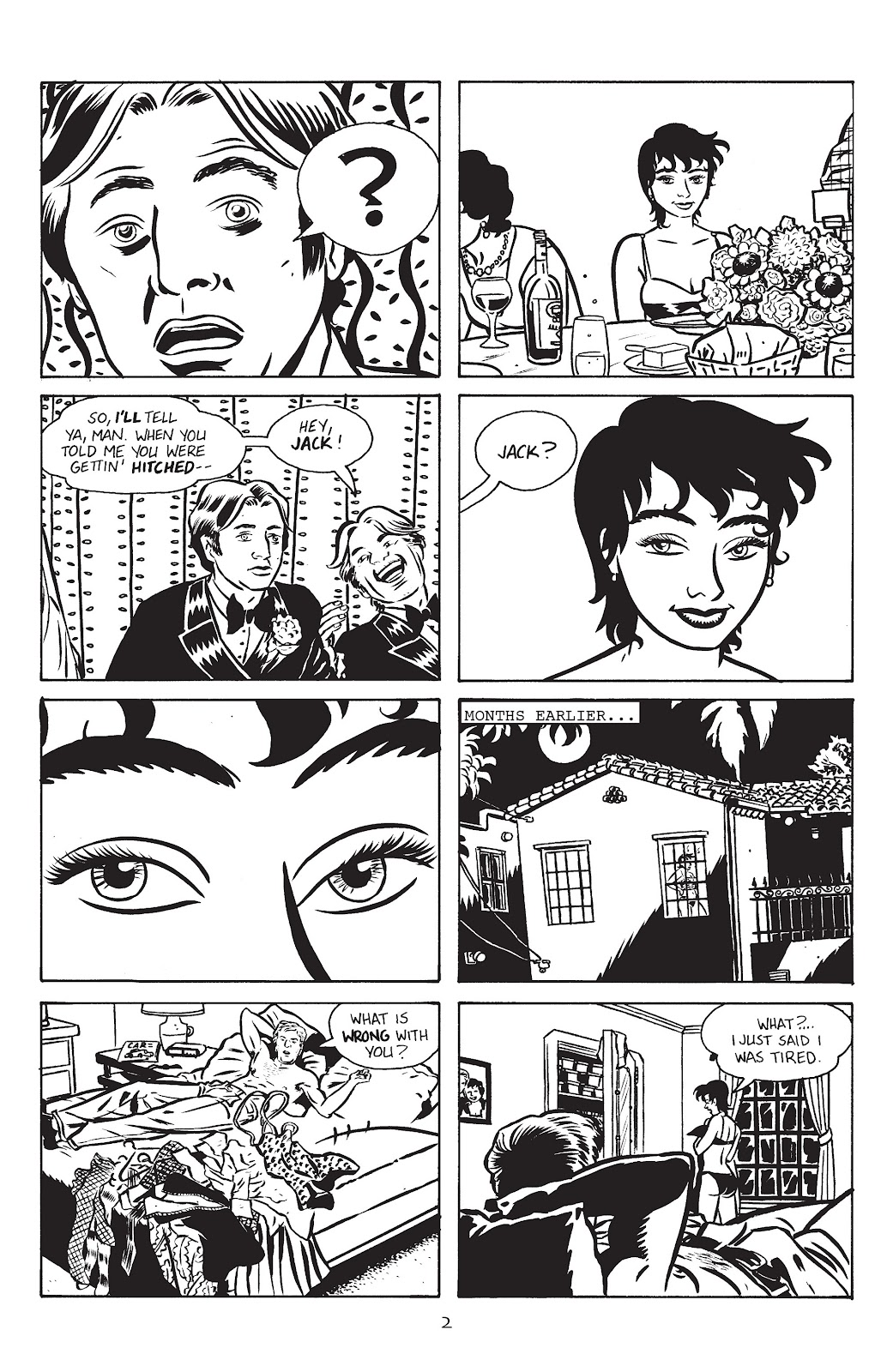 Stray Bullets Issue #19 #19 - English 4