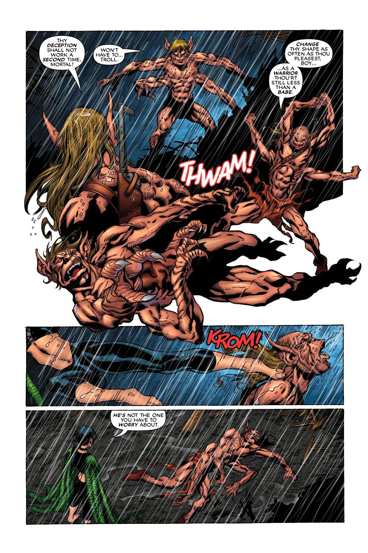 Excalibur (2004) Issue #7 #7 - English 18