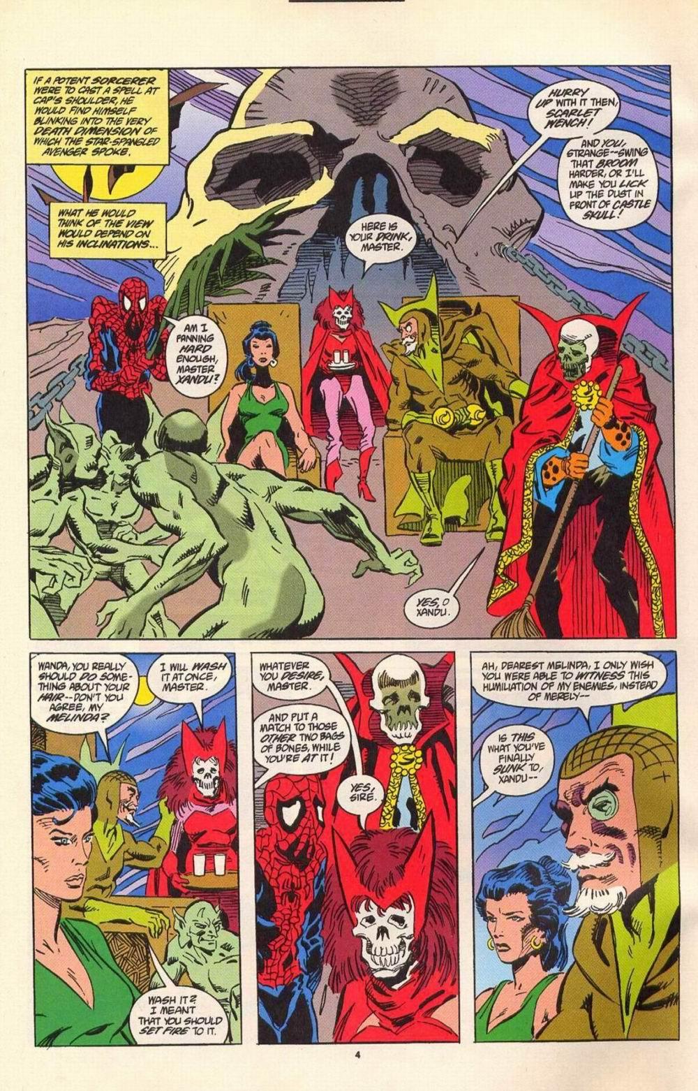 Read online Secret Defenders comic -  Issue #7 - 5