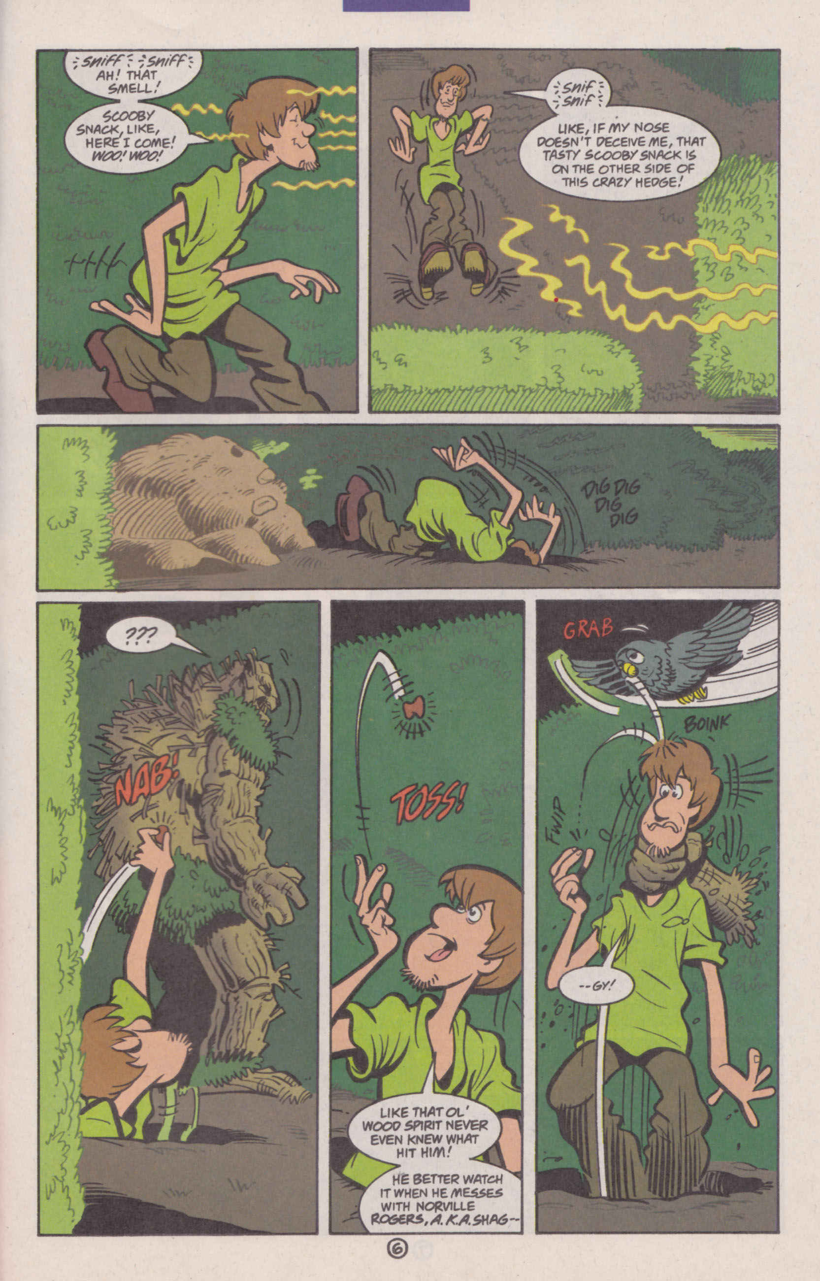 Read online Scooby-Doo (1997) comic -  Issue #14 - 21