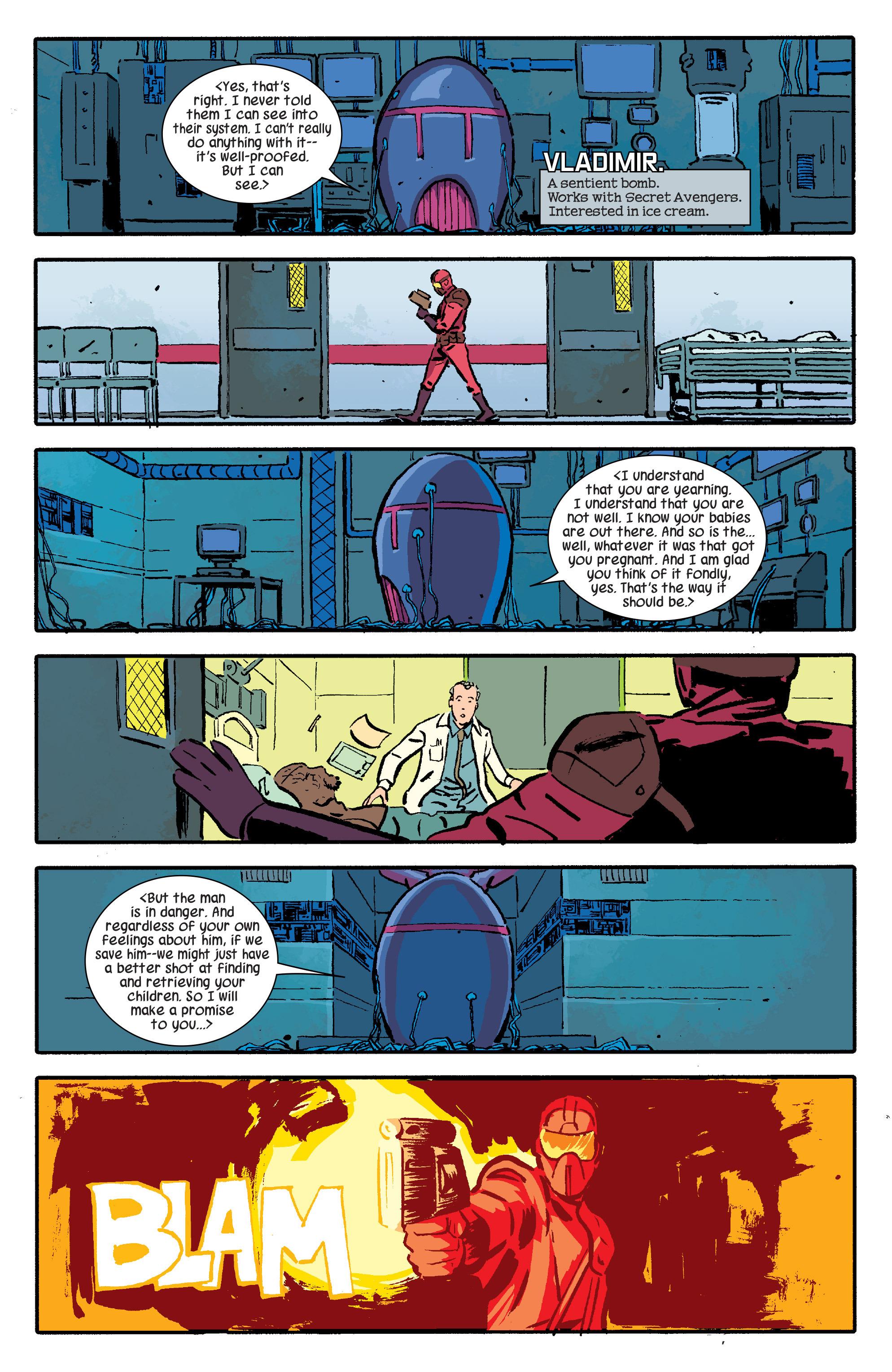 Read online Secret Avengers (2014) comic -  Issue #11 - 14