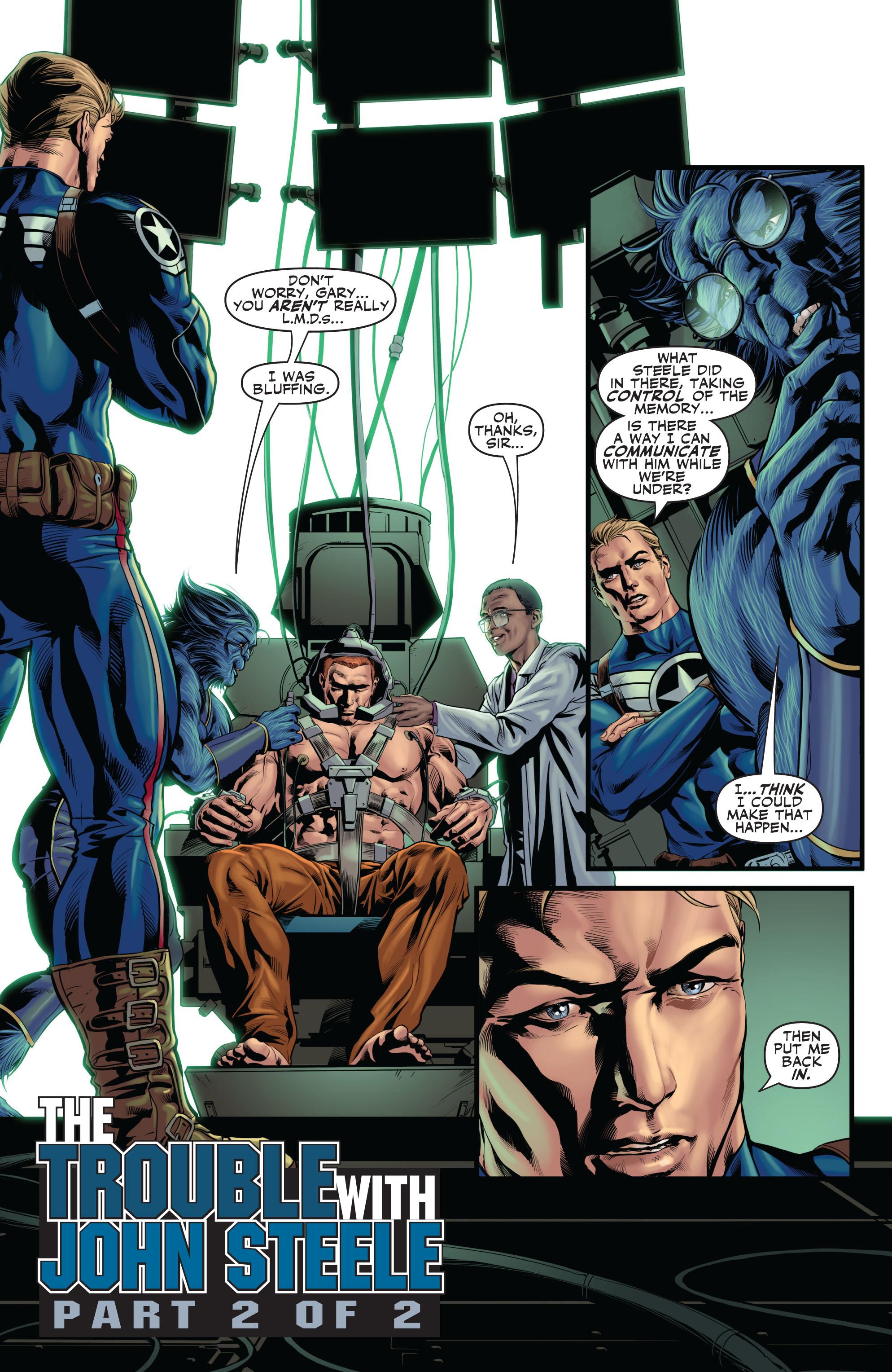 Read online Secret Avengers (2010) comic -  Issue #12 - 6