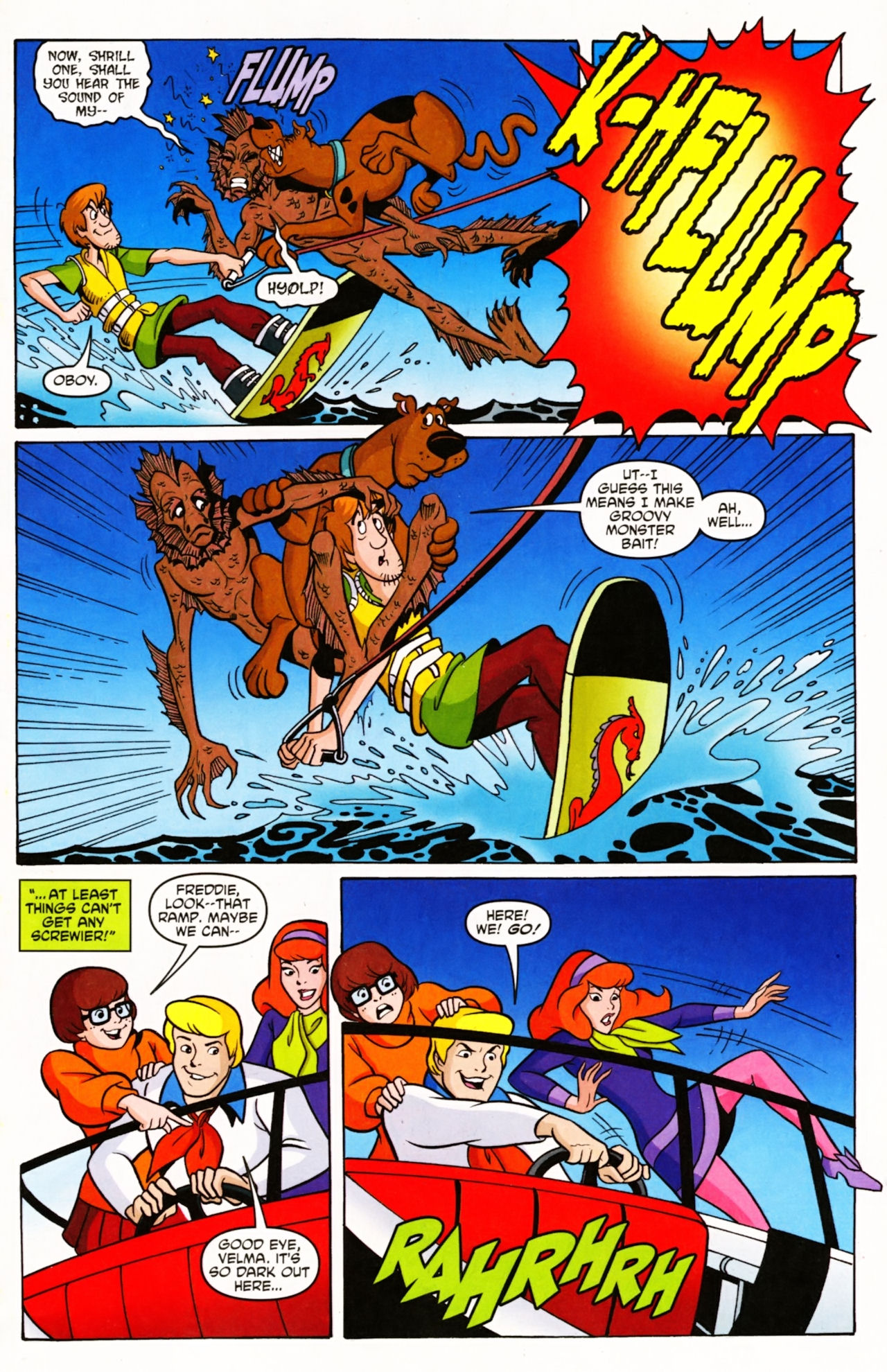 Read online Scooby-Doo (1997) comic -  Issue #152 - 9