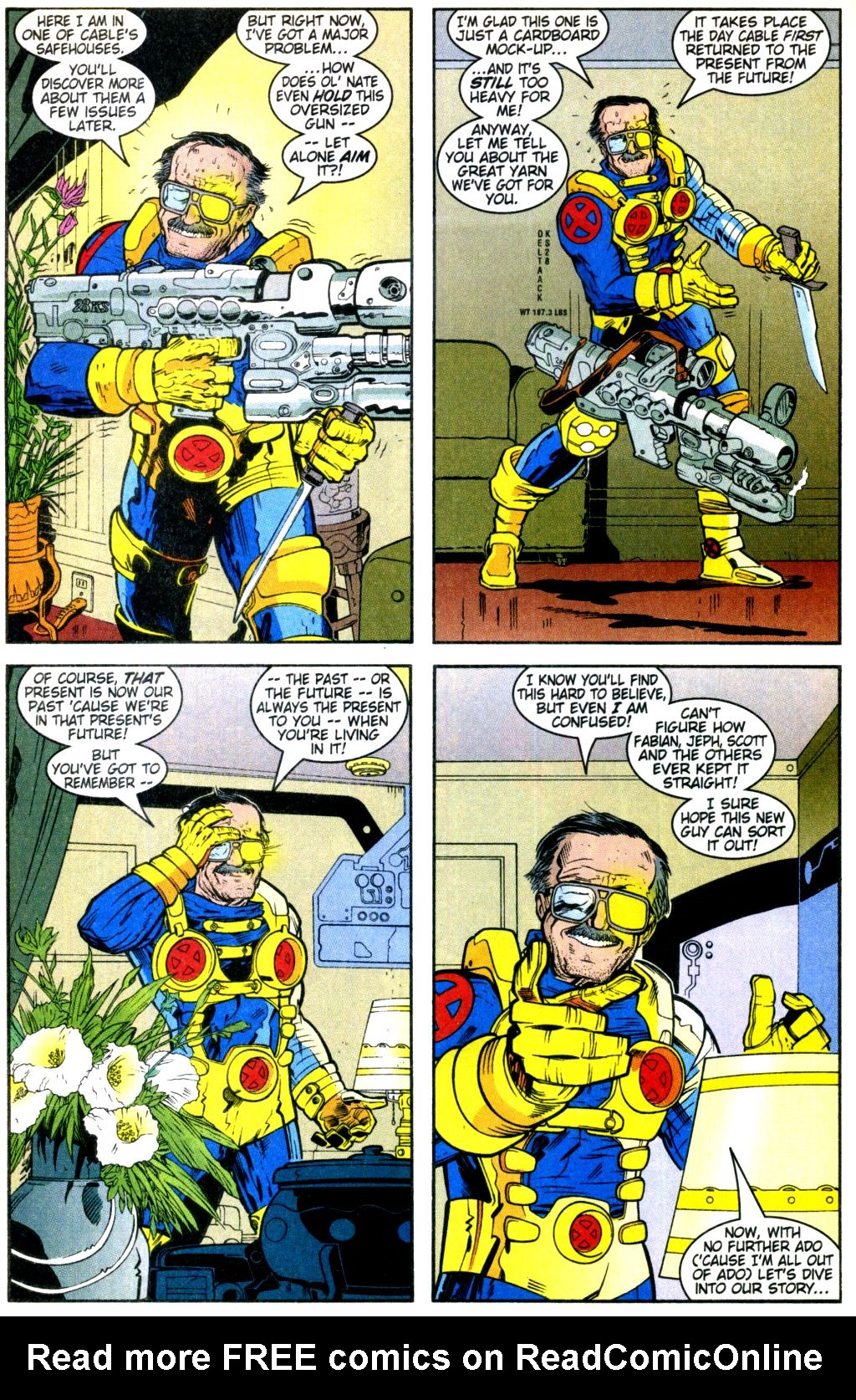 Cable (1993) #-1 #109 - English 3
