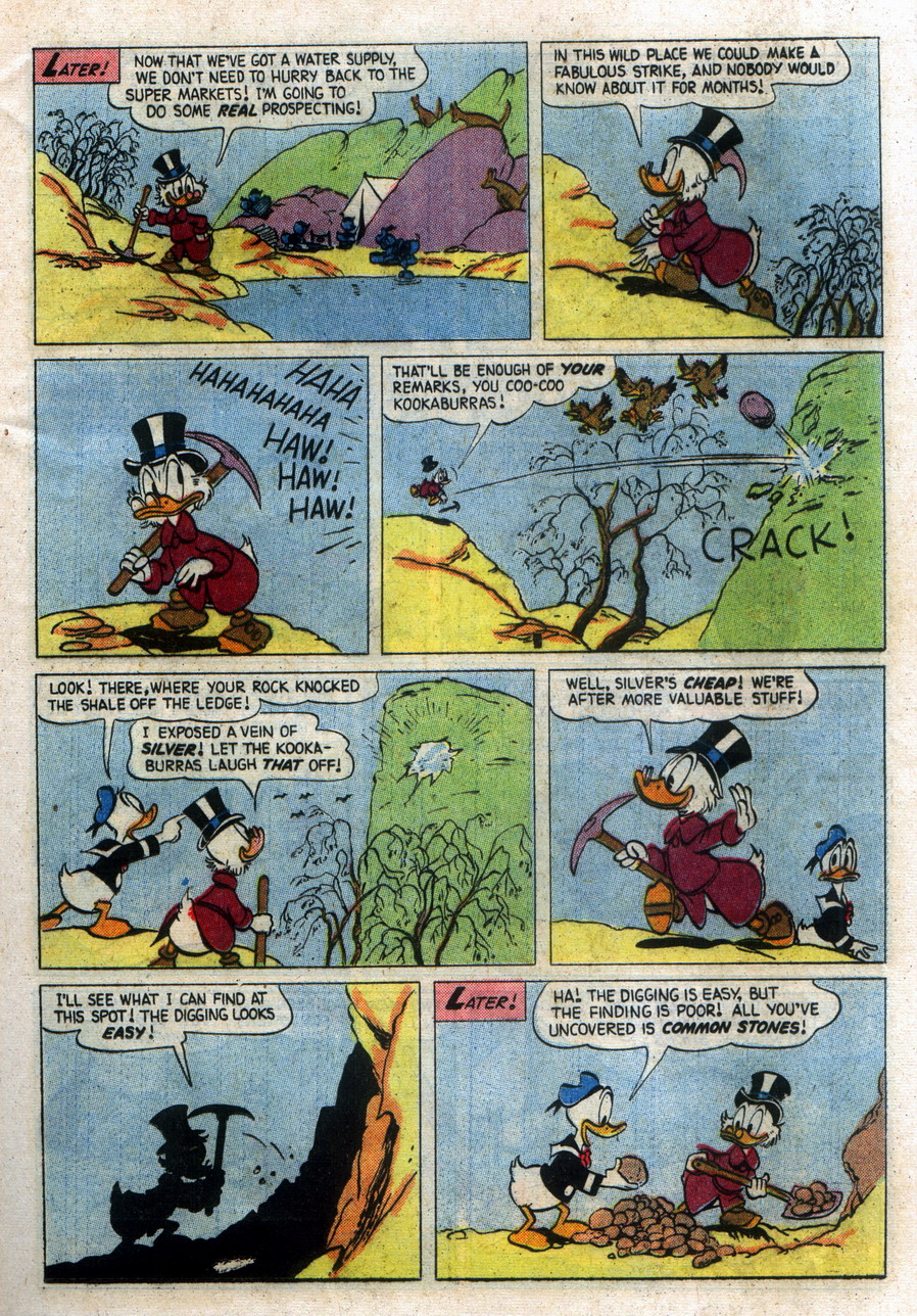 Uncle Scrooge (1953) Issue #11 #11 - English 25
