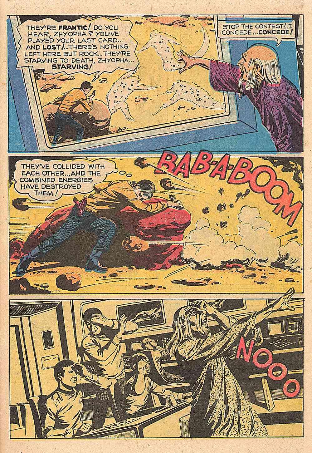 Star Trek (1967) #47 #47 - English 22
