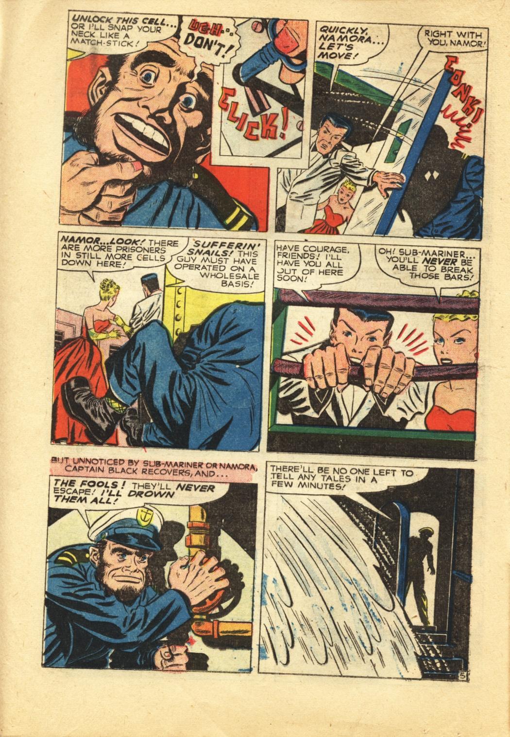 Sub-Mariner Comics #29 #29 - English 15