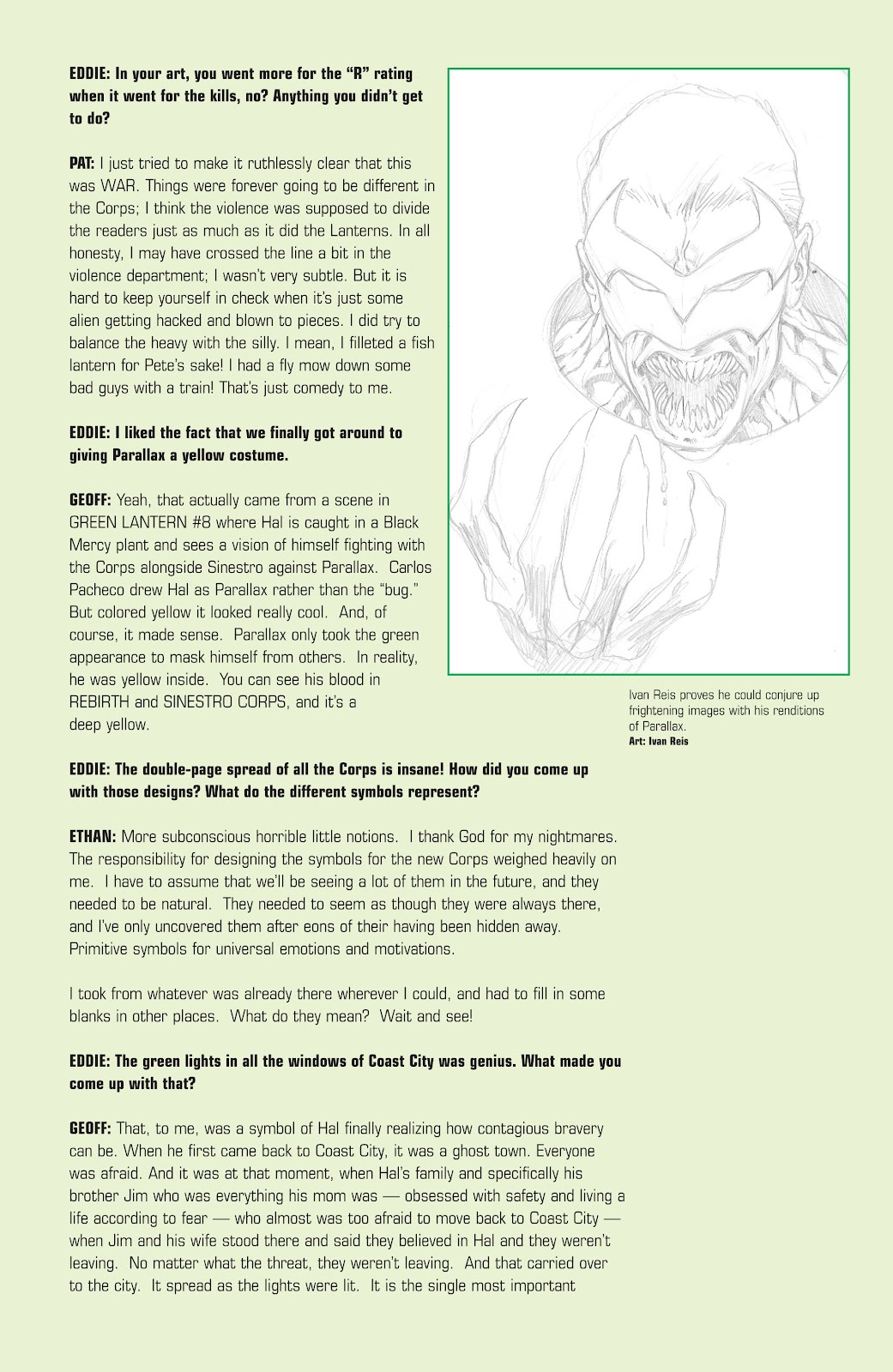 Green Lantern: The Sinestro Corps War Full #1 - English 309