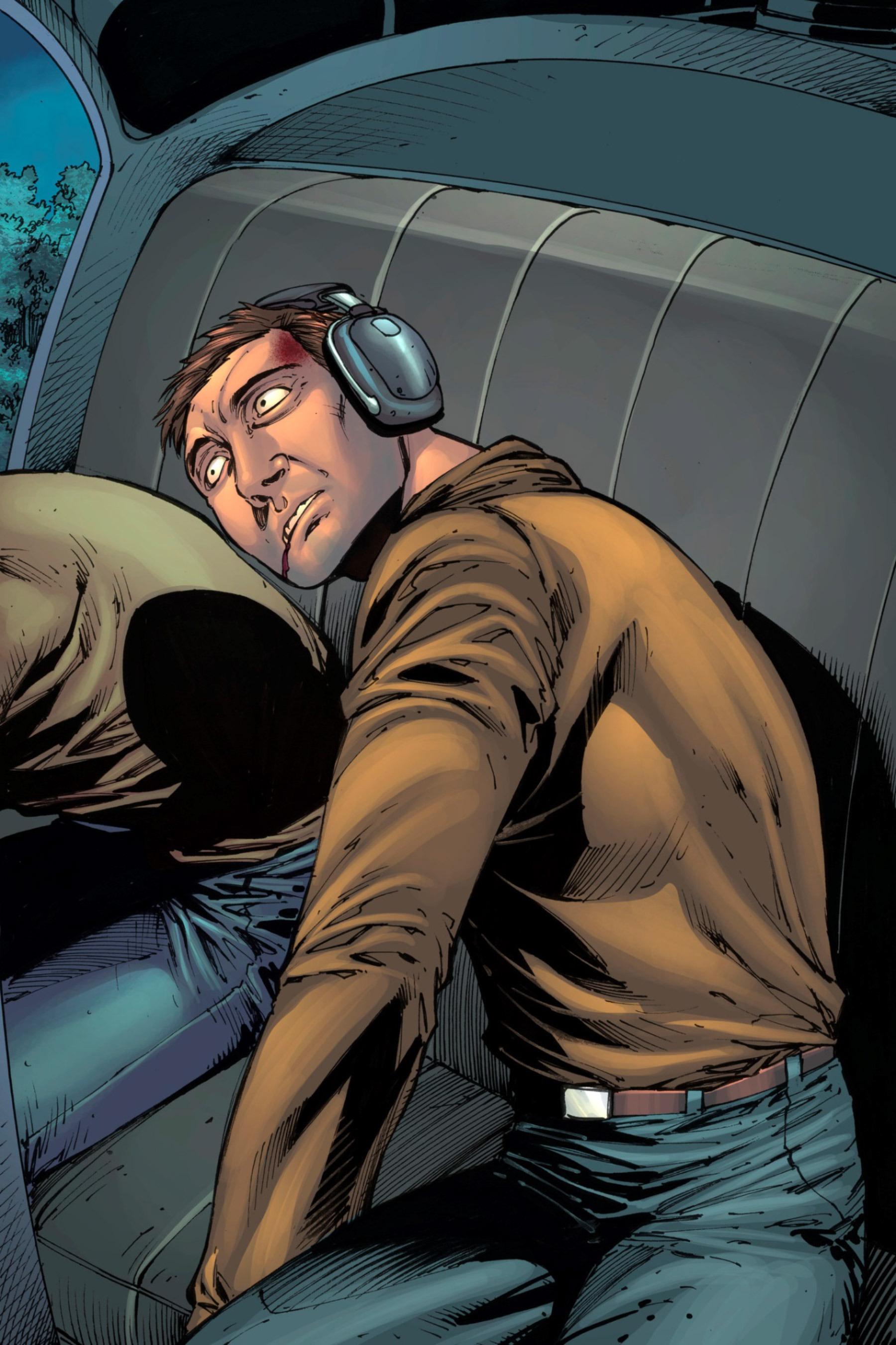 Read online Z-Men comic -  Issue #3 - 60