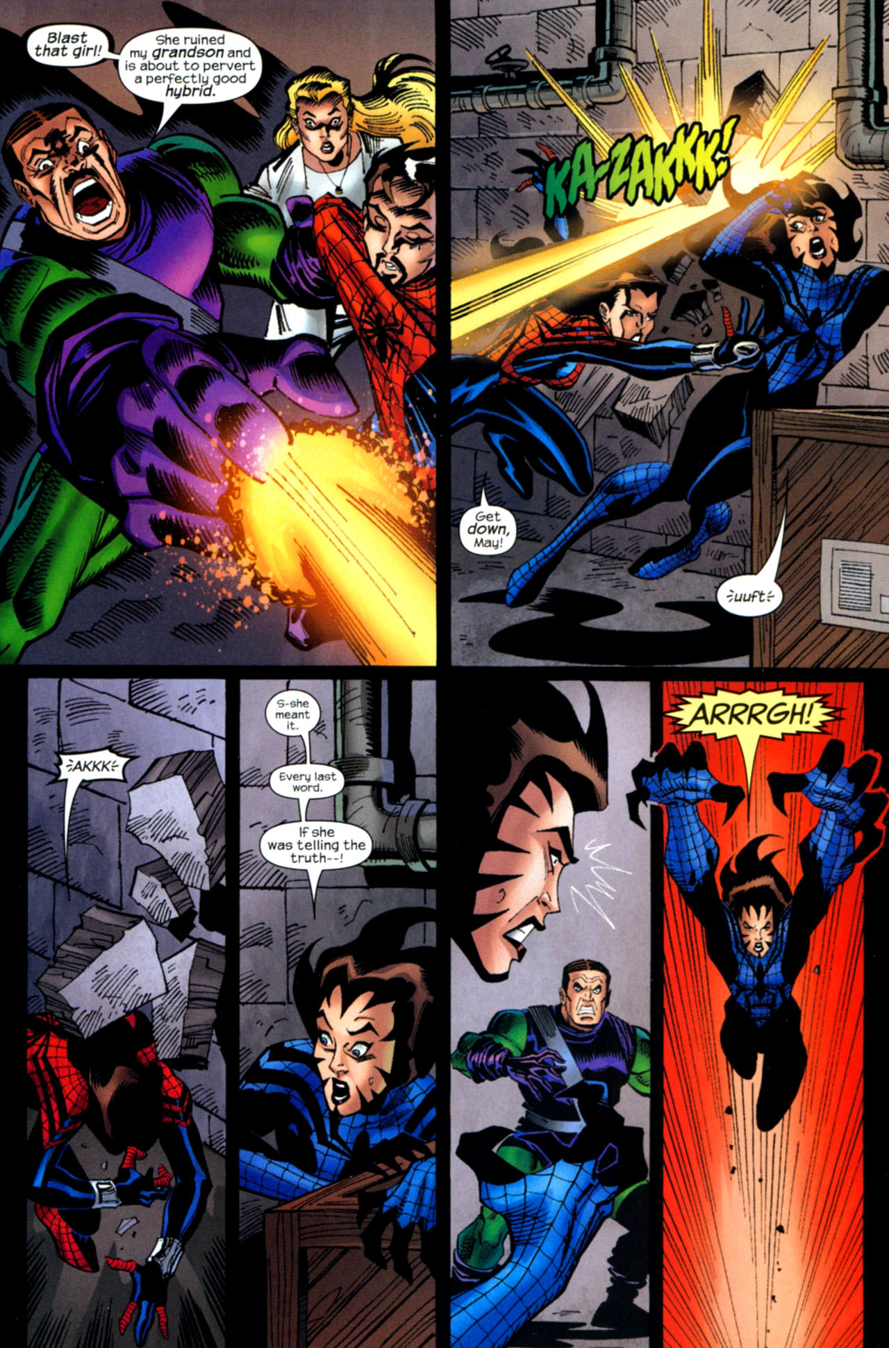 Amazing Spider-Girl #30 #31 - English 20