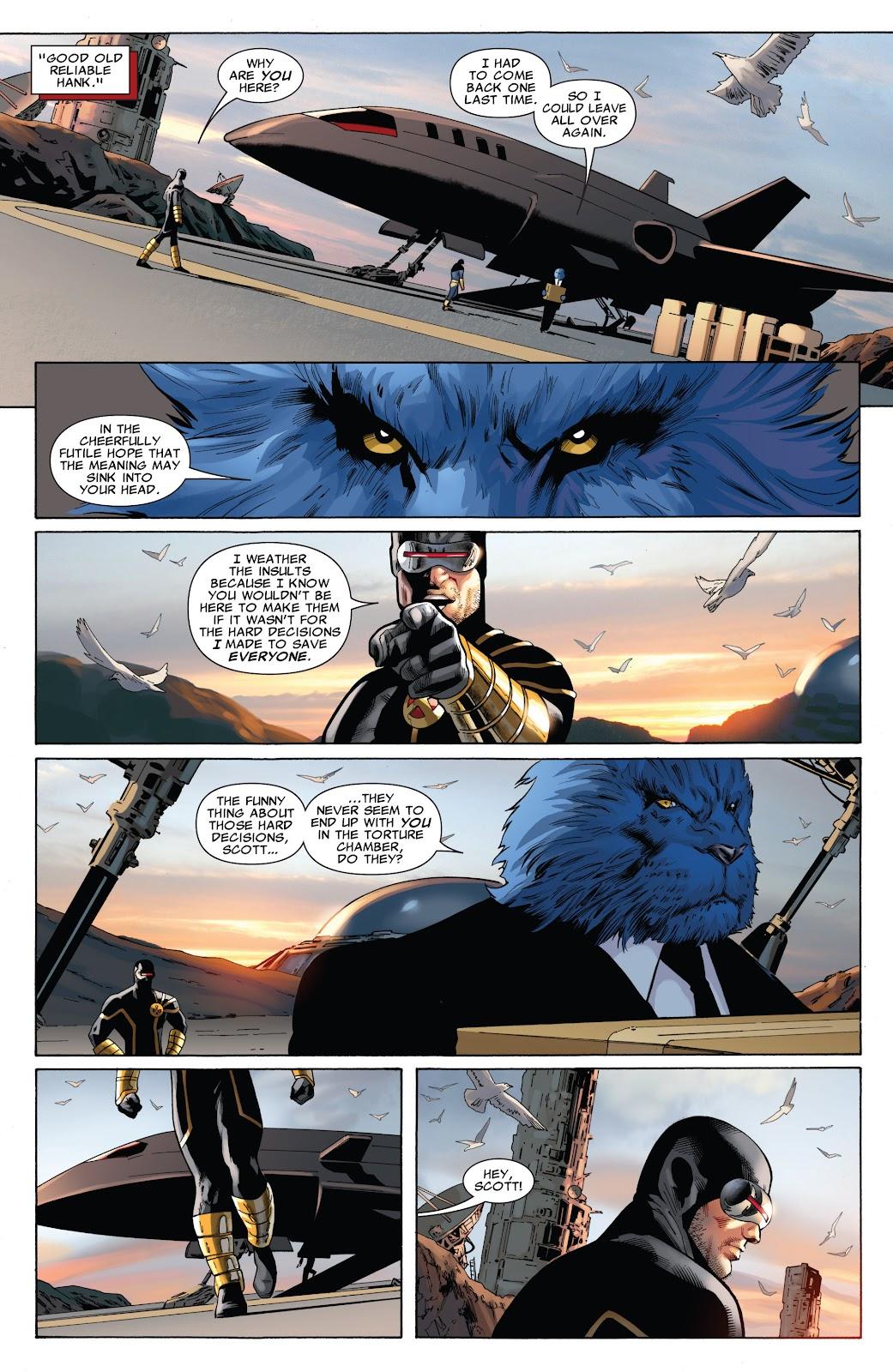 Uncanny X-Men (1963) Issue #544 #572 - English 15
