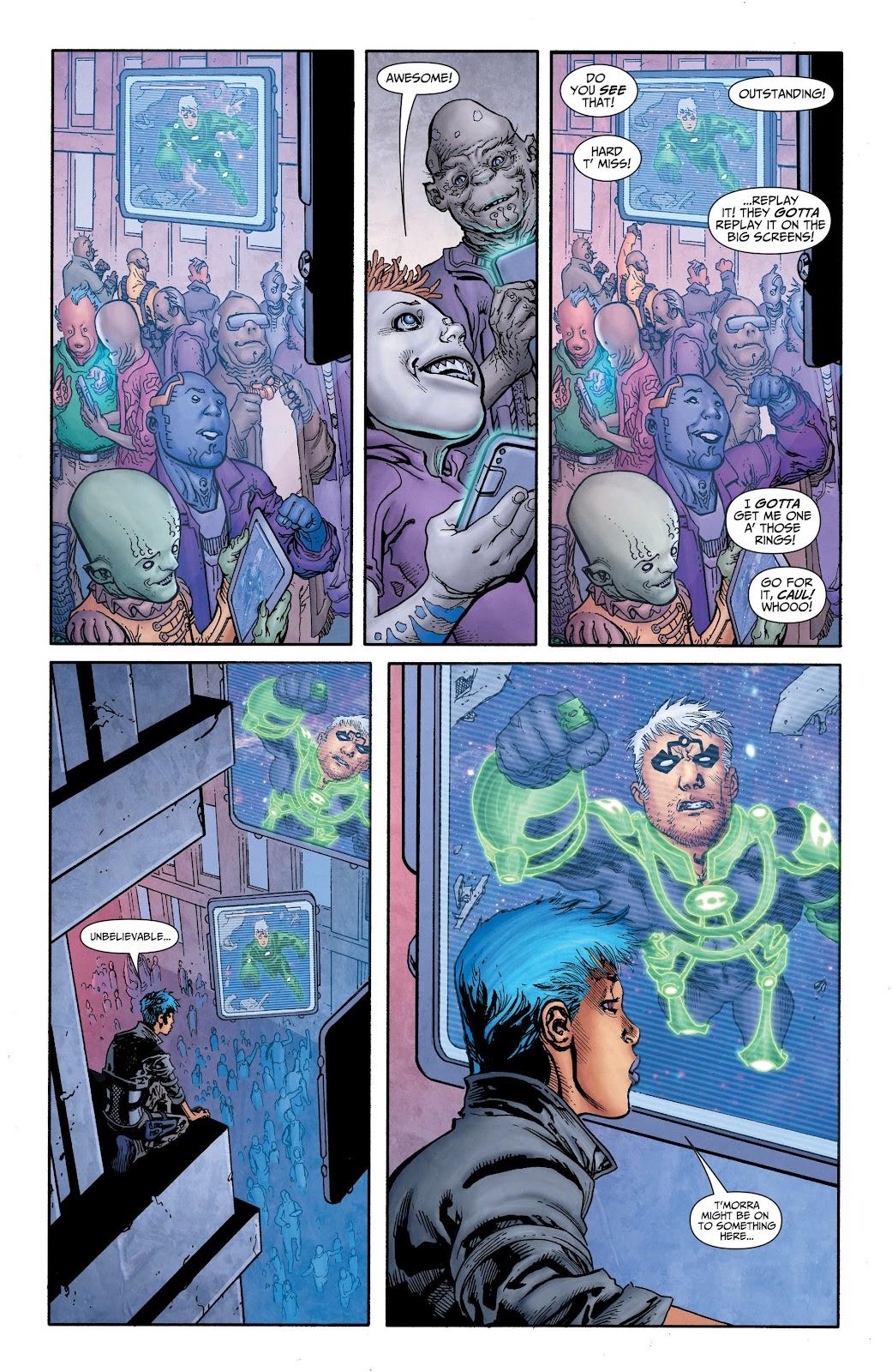 Threshold (2013) Issue #6 #6 - English 18