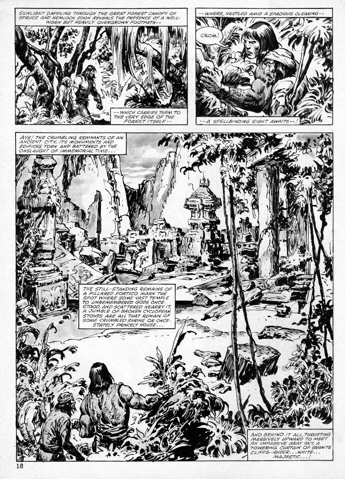 The Savage Sword Of Conan Issue #77 #78 - English 18