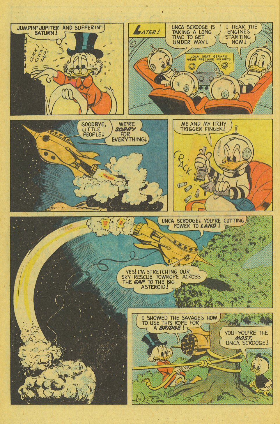 Uncle Scrooge (1953) Issue #143 #143 - English 24