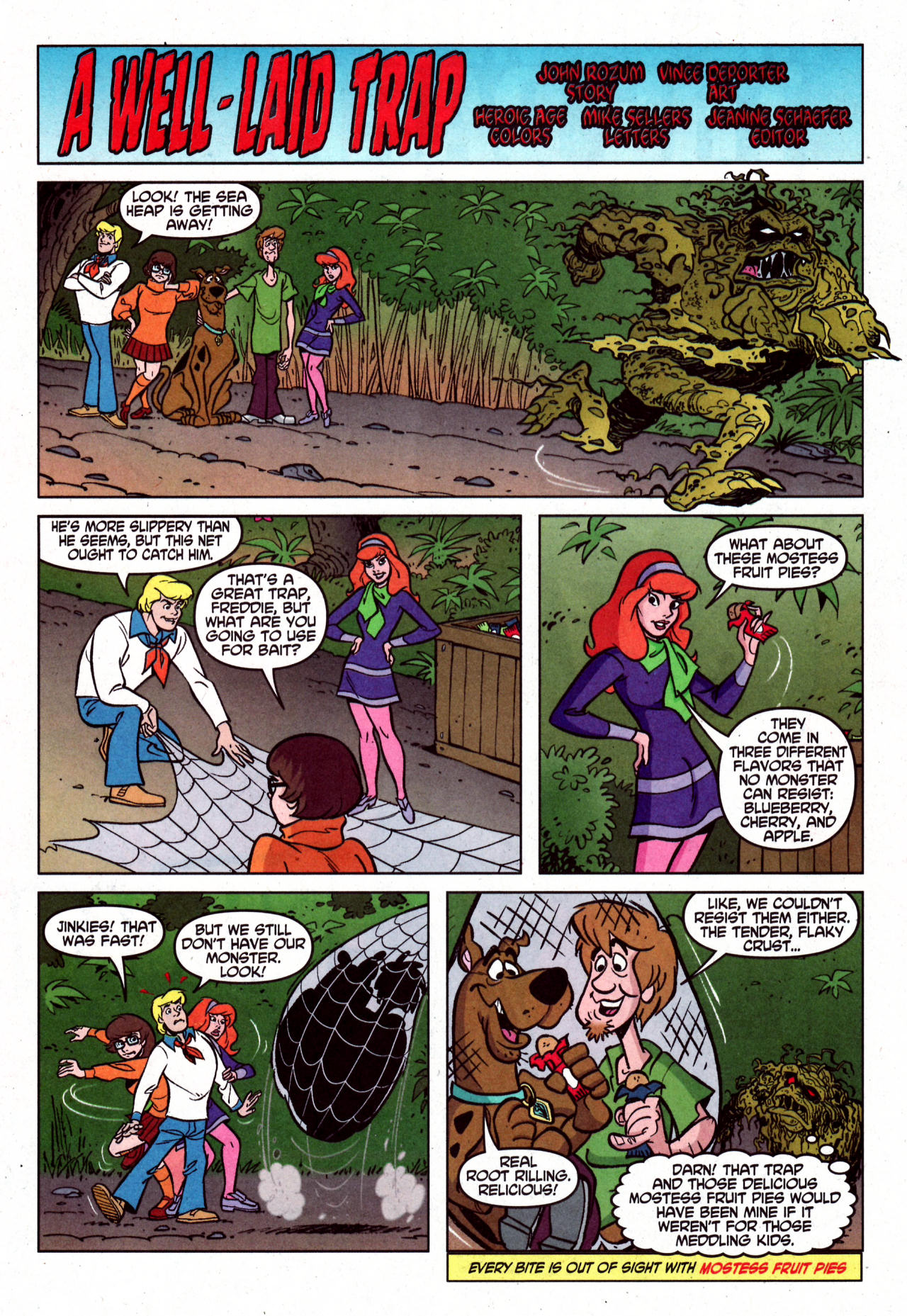 Read online Scooby-Doo (1997) comic -  Issue #125 - 8