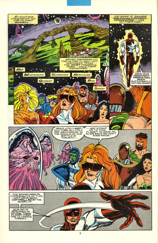Alpha Flight (1983) 100 Page 5