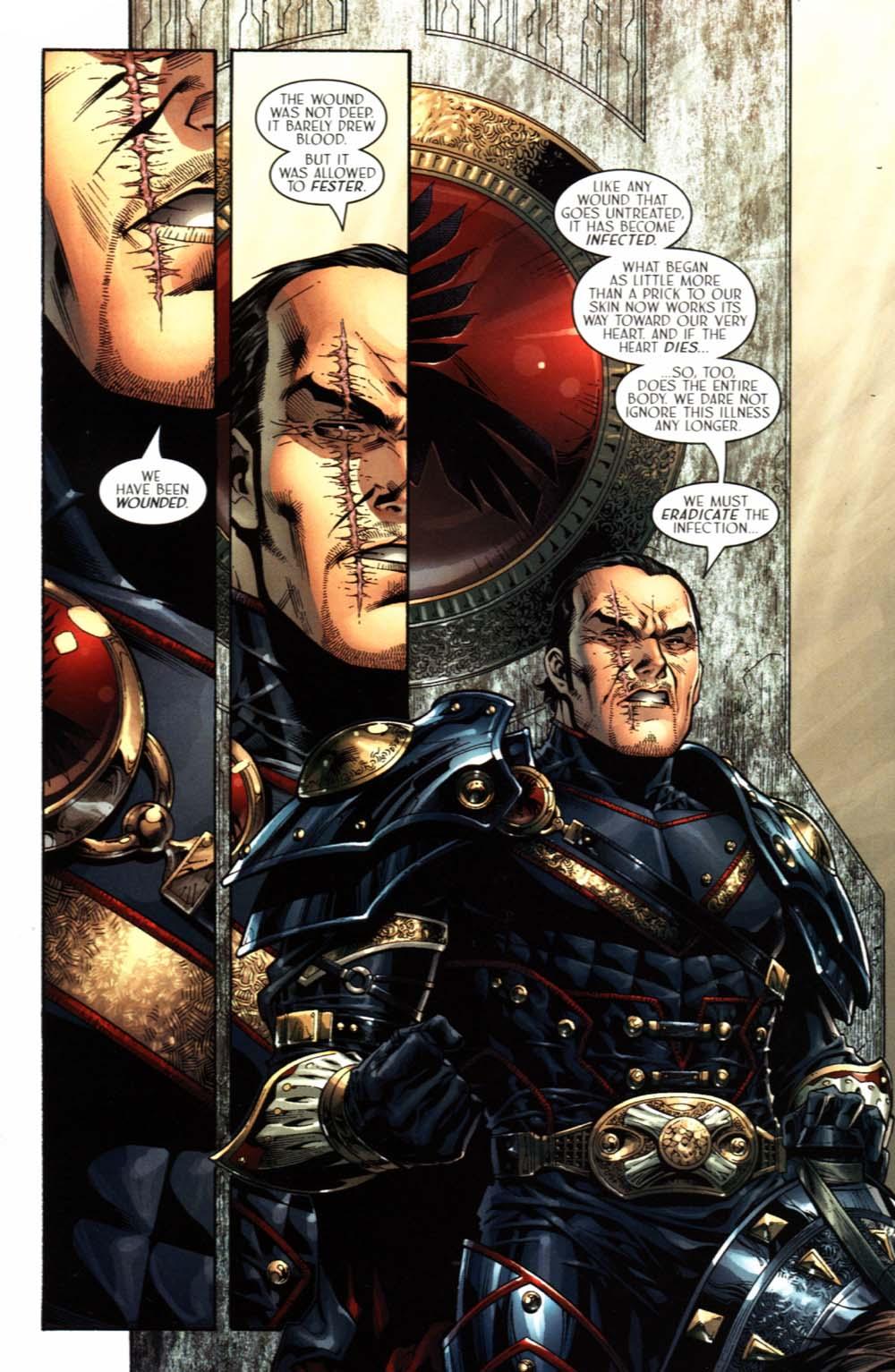 Read online Scion comic -  Issue #20 - 3