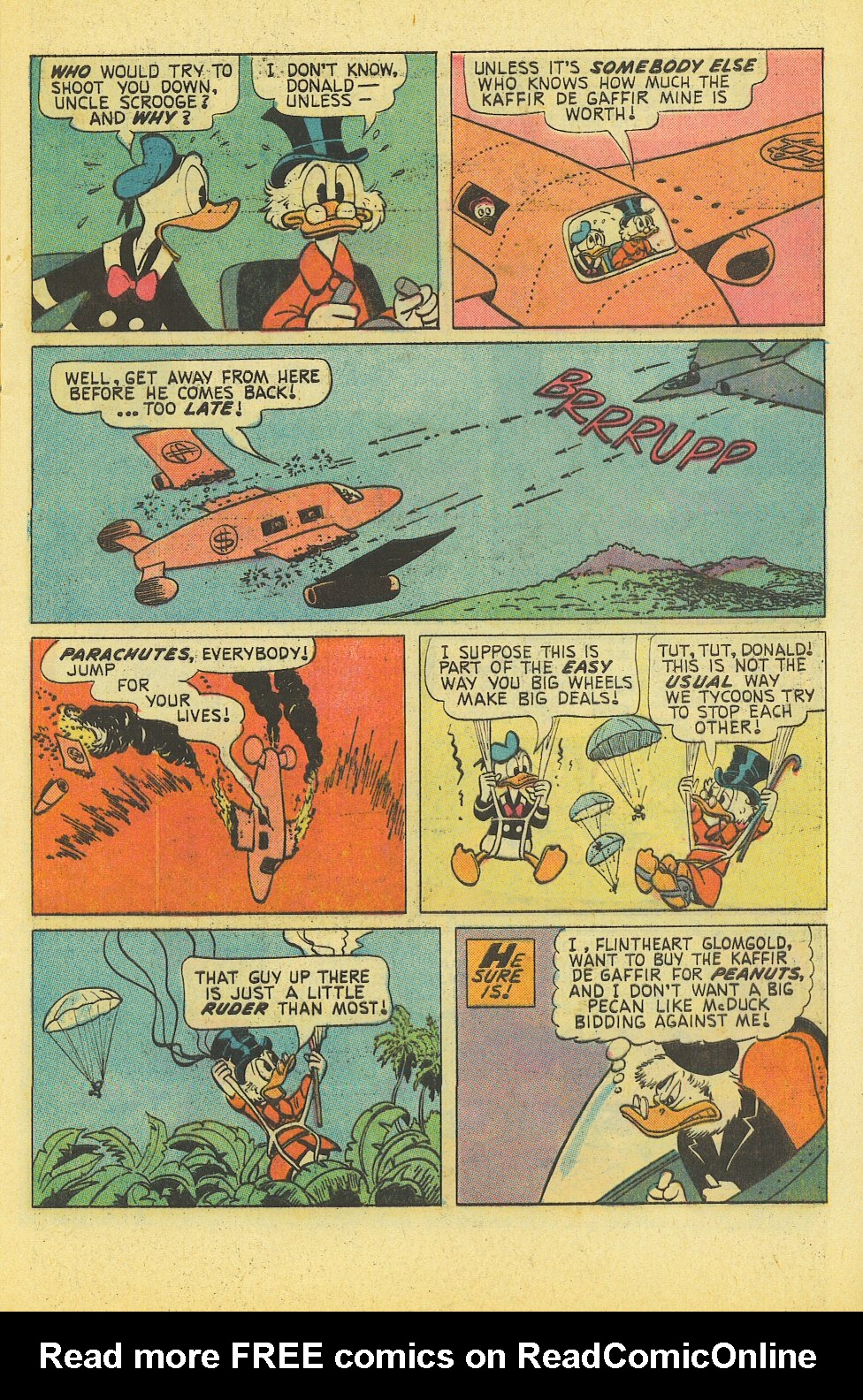 Uncle Scrooge (1953) Issue #127 #127 - English 9