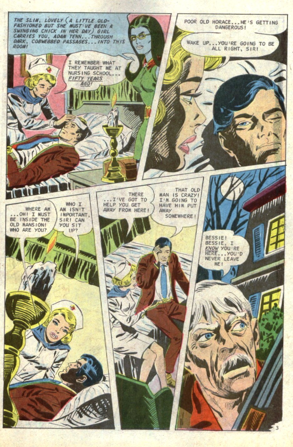 Read online Scary Tales comic -  Issue #44 - 25