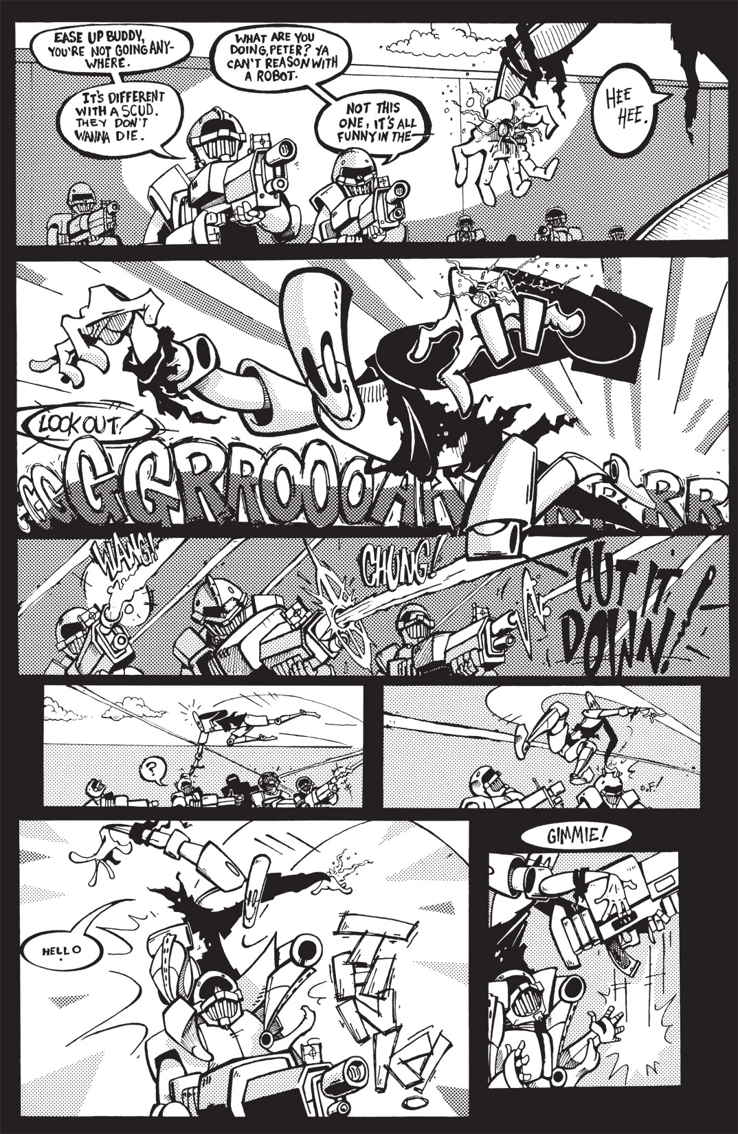 Read online Scud: The Disposable Assassin: The Whole Shebang comic -  Issue # TPB (Part 1) - 71
