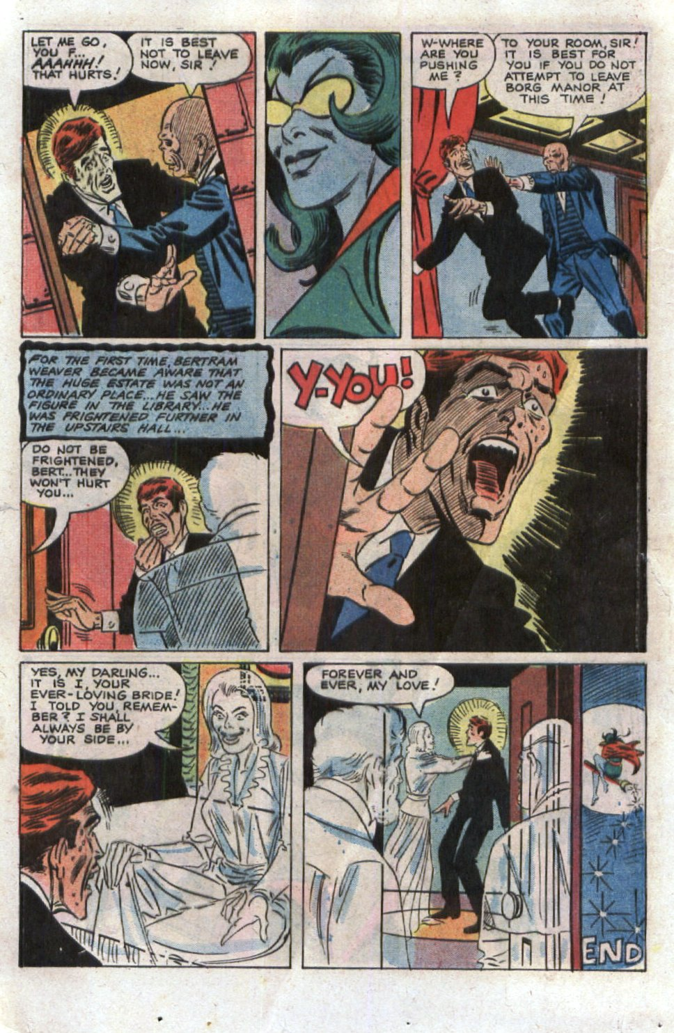 Read online Scary Tales comic -  Issue #16 - 20