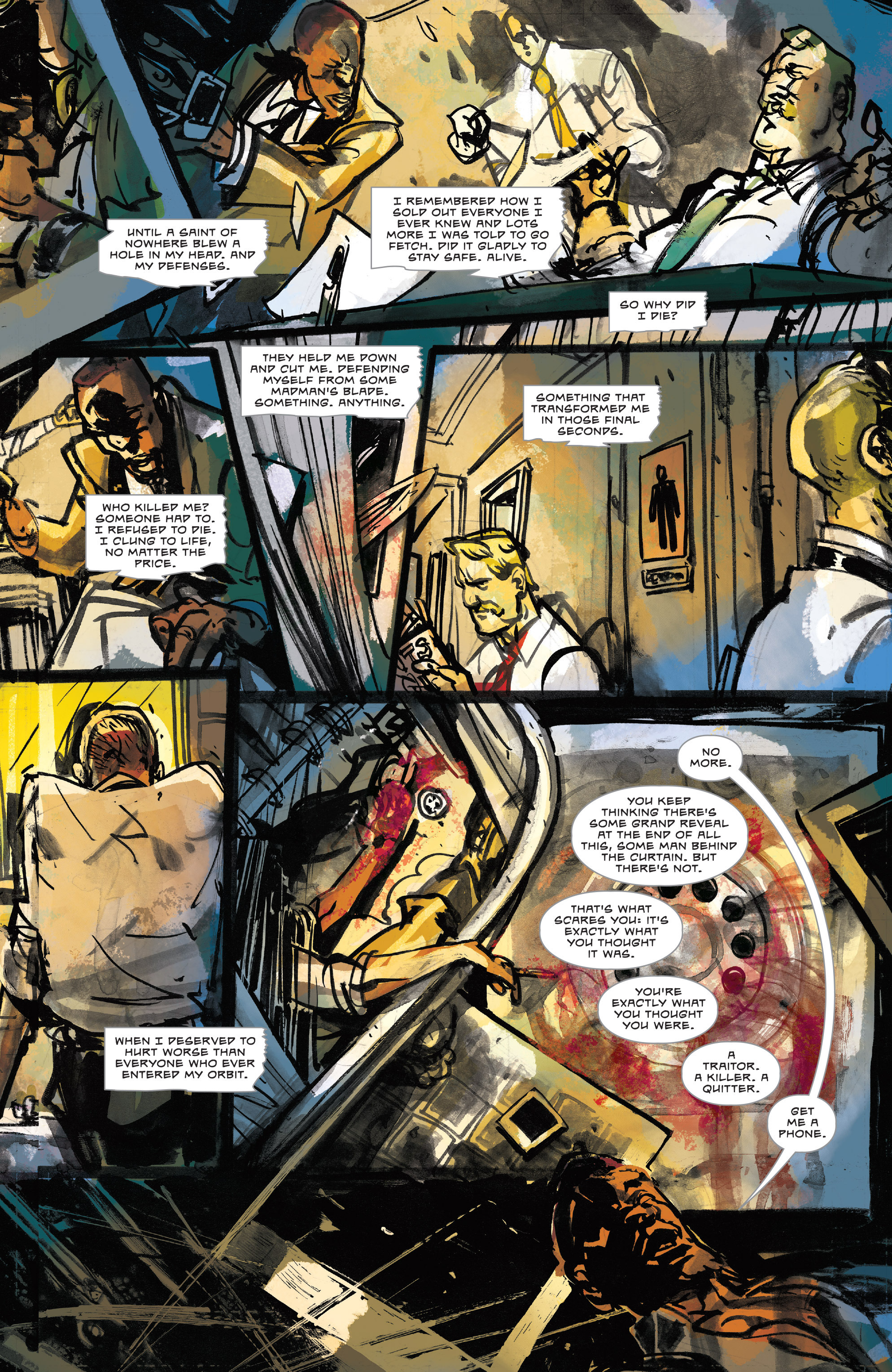Read online Dead Letters comic -  Issue #11 - 23