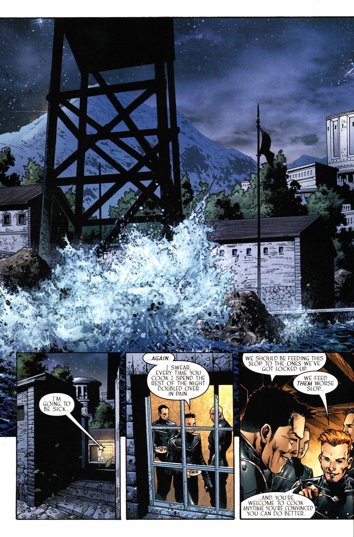 Read online Scion comic -  Issue #23 - 6