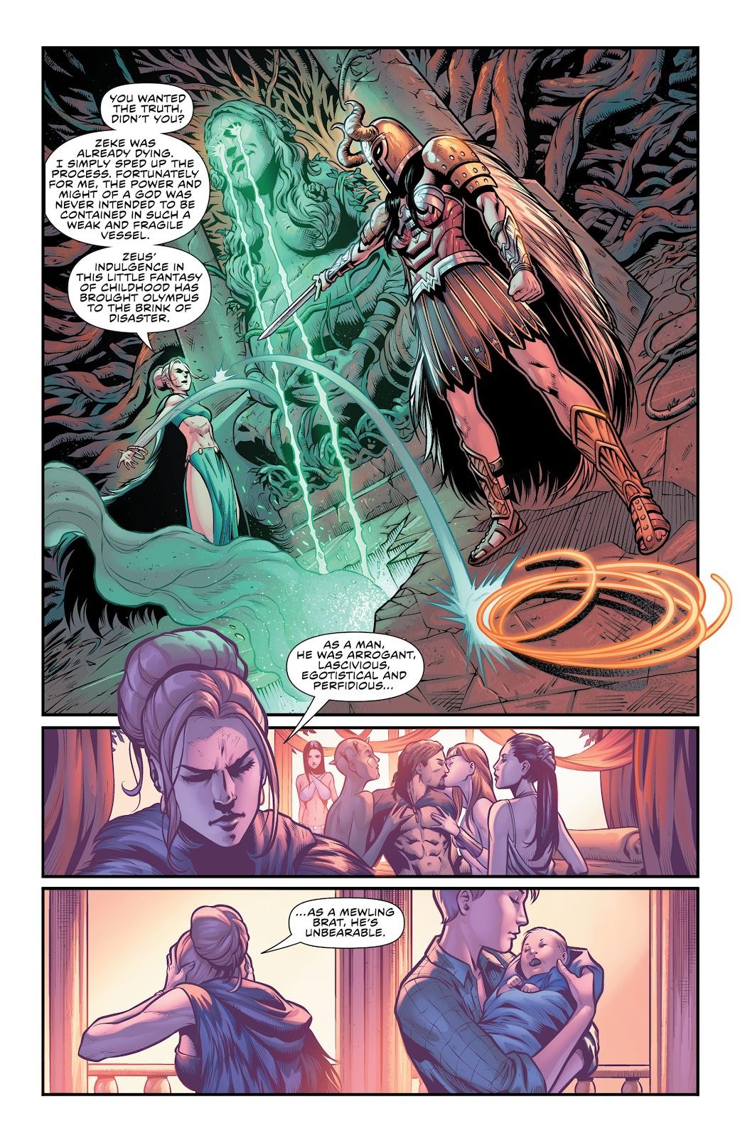 Wonder Woman (2011) Issue #52 #56 - English 18