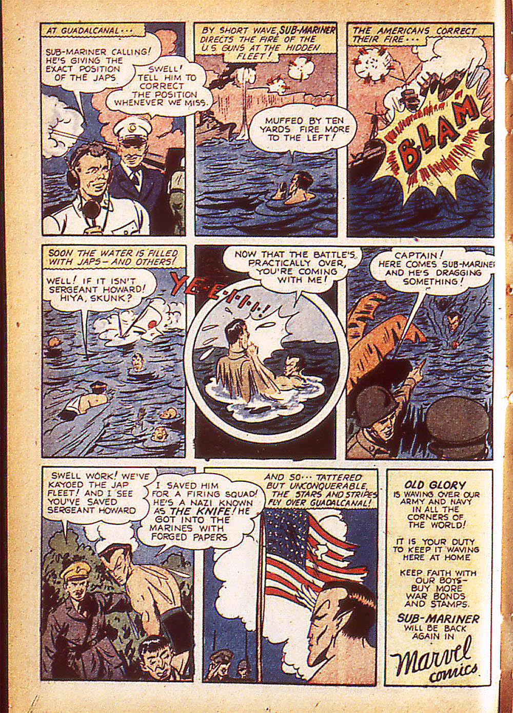 Sub-Mariner Comics Issue #8 #8 - English 23