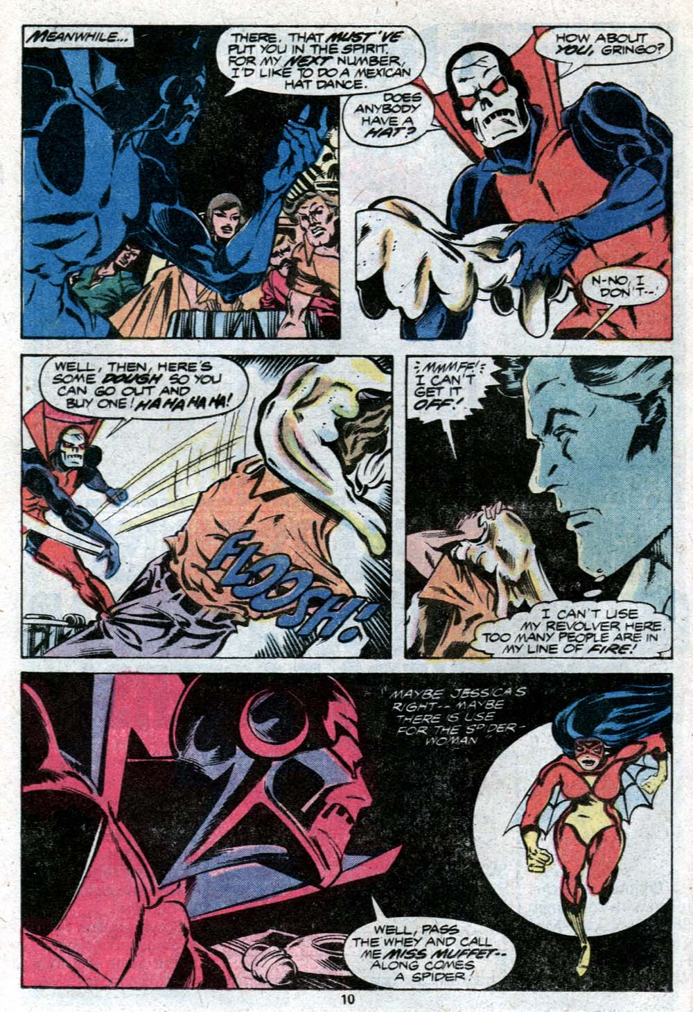 Spider-Woman (1978) Issue #11 #11 - English 7