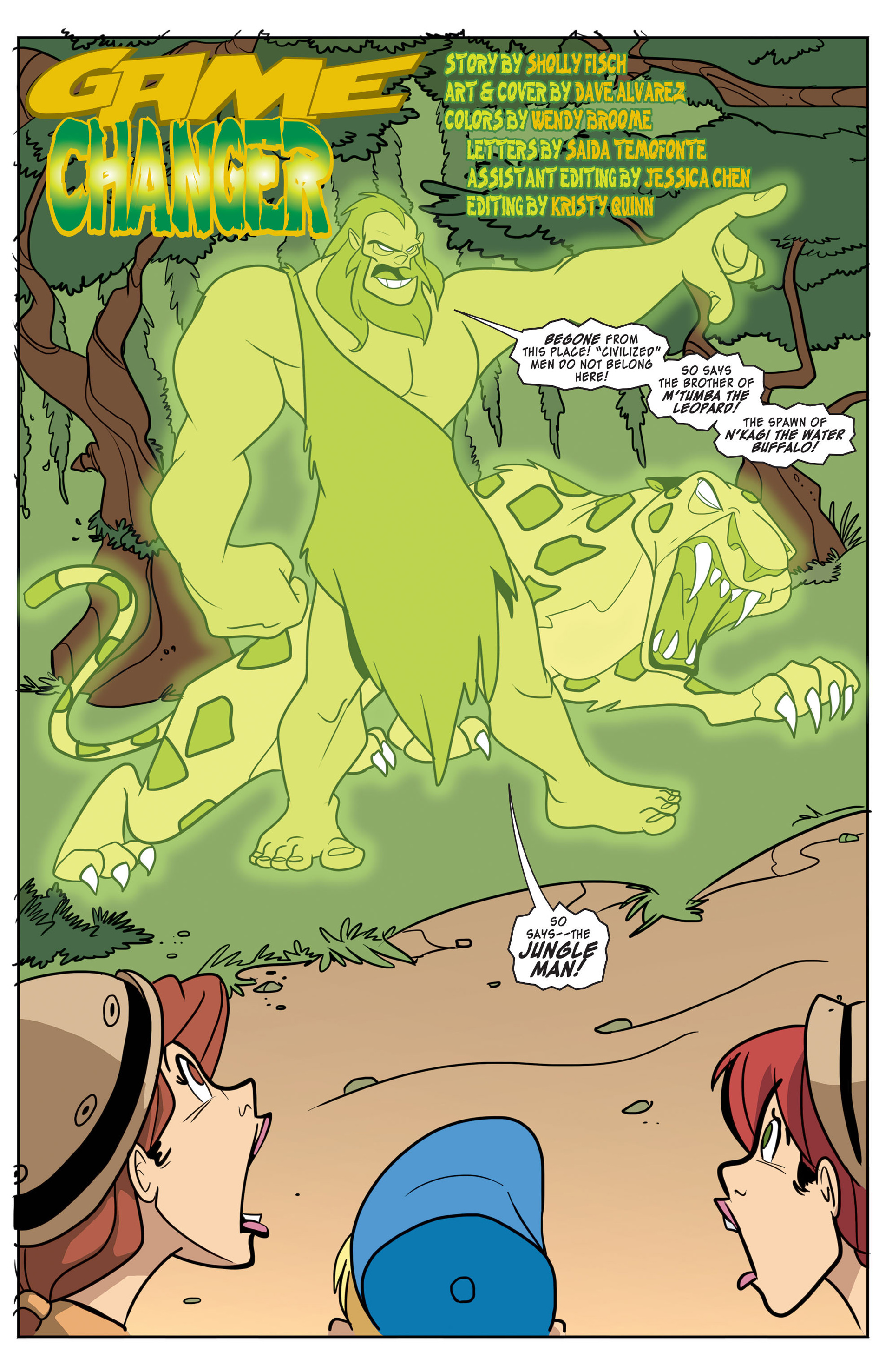 Read online Scooby-Doo: Where Are You? comic -  Issue #43 - 3