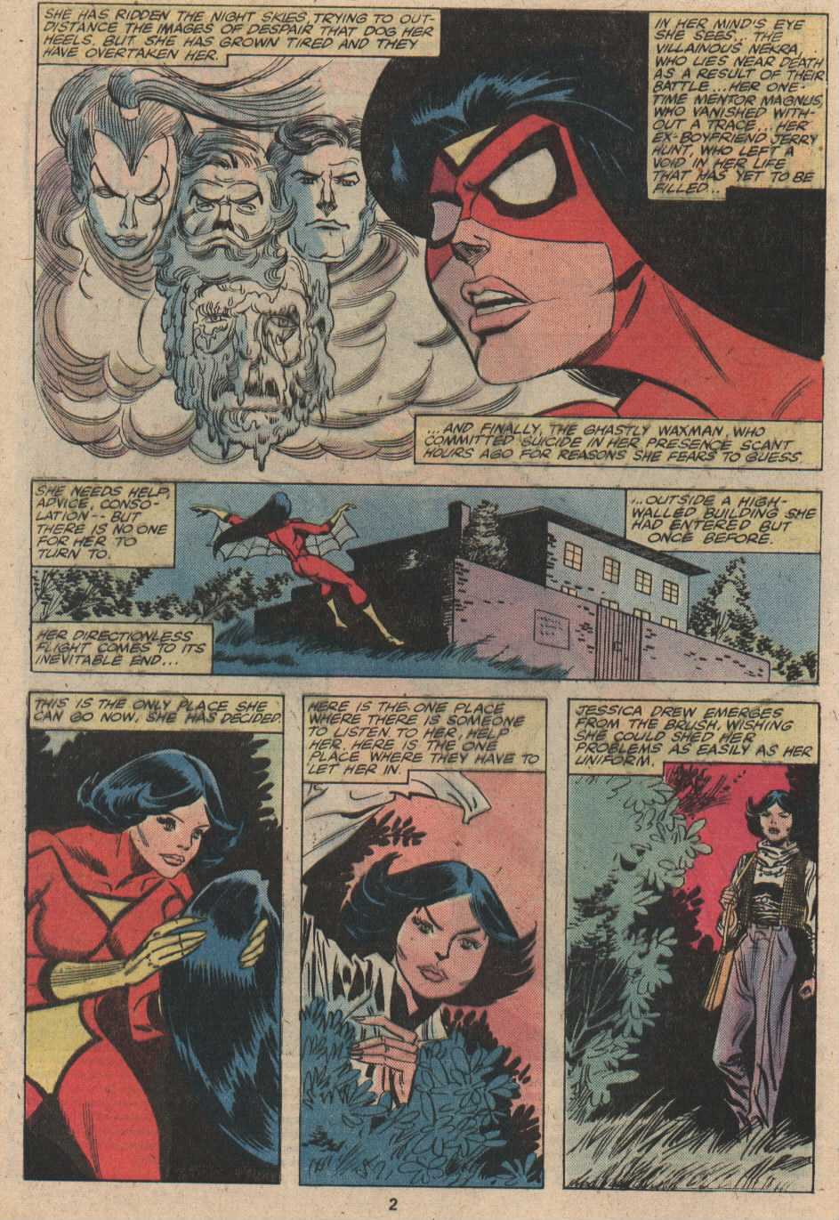 Spider-Woman (1978) Issue #19 #19 - English 3
