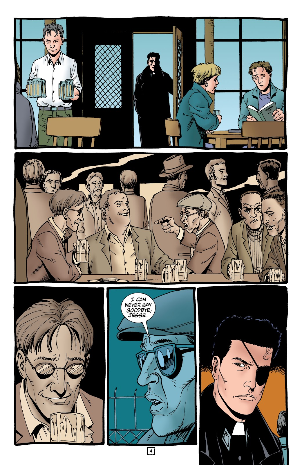 Preacher Issue #55 #64 - English 5