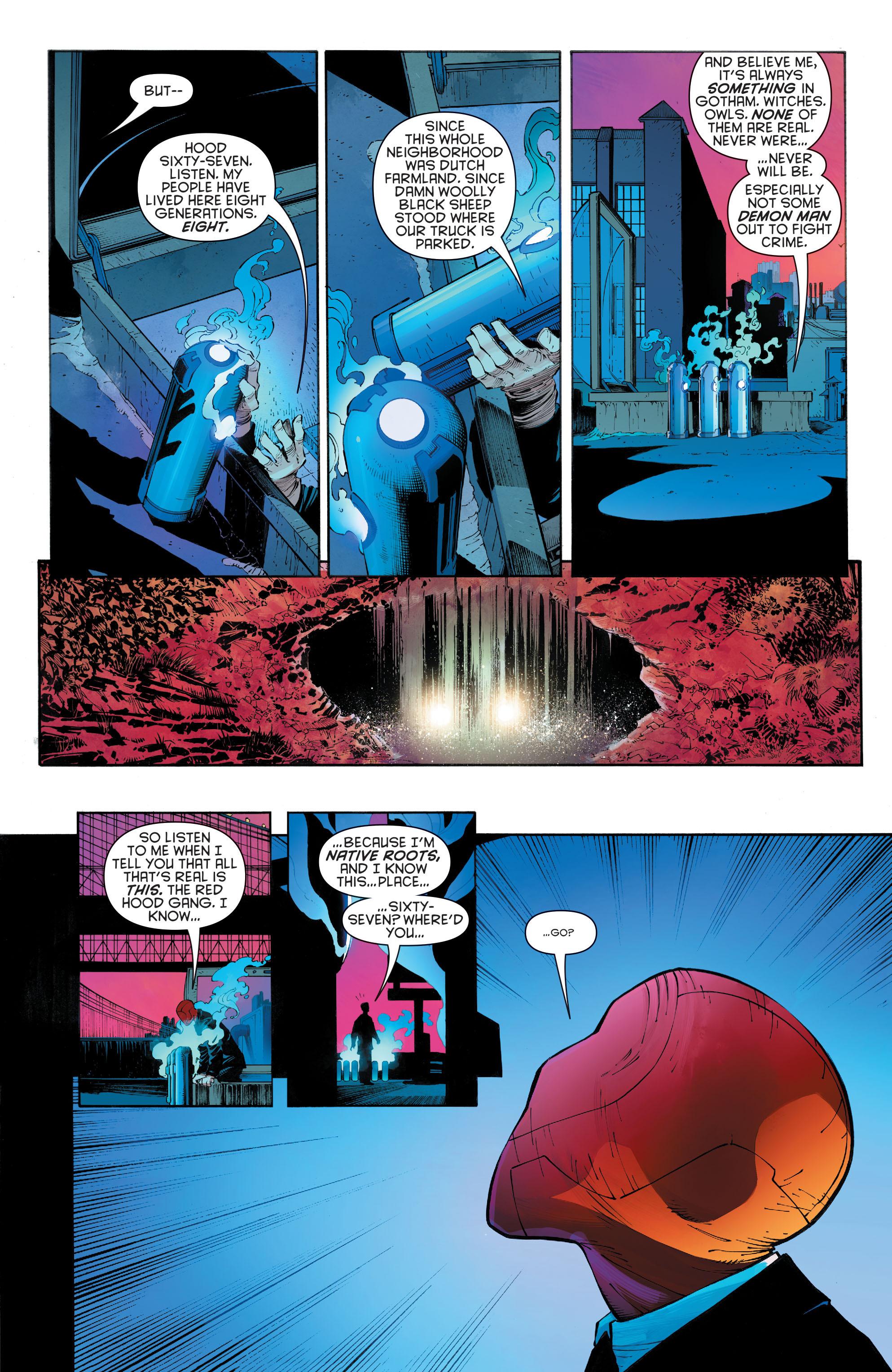 DC Comics: Zero Year chap tpb pic 9