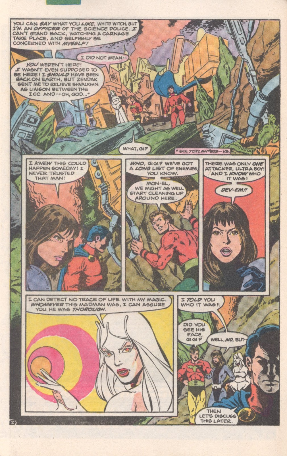 Tales of the Legion Issue #324 #11 - English 3