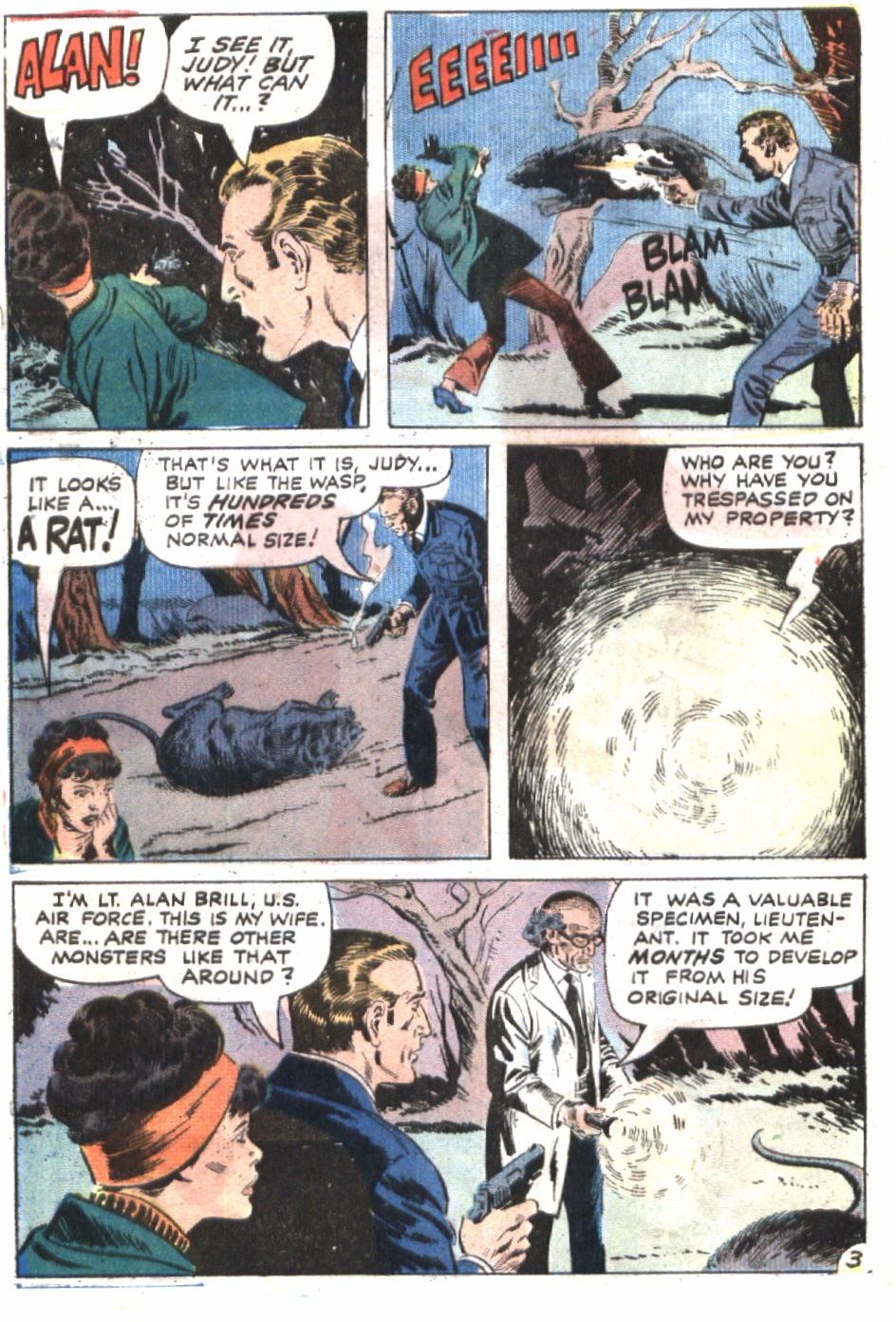 Read online Scary Tales comic -  Issue #36 - 5