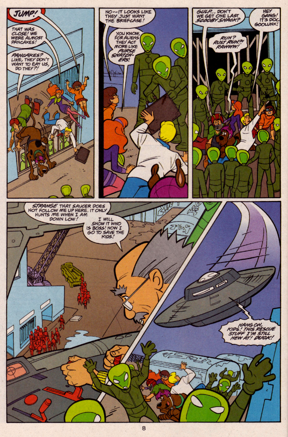Read online Scooby-Doo (1997) comic -  Issue #27 - 9