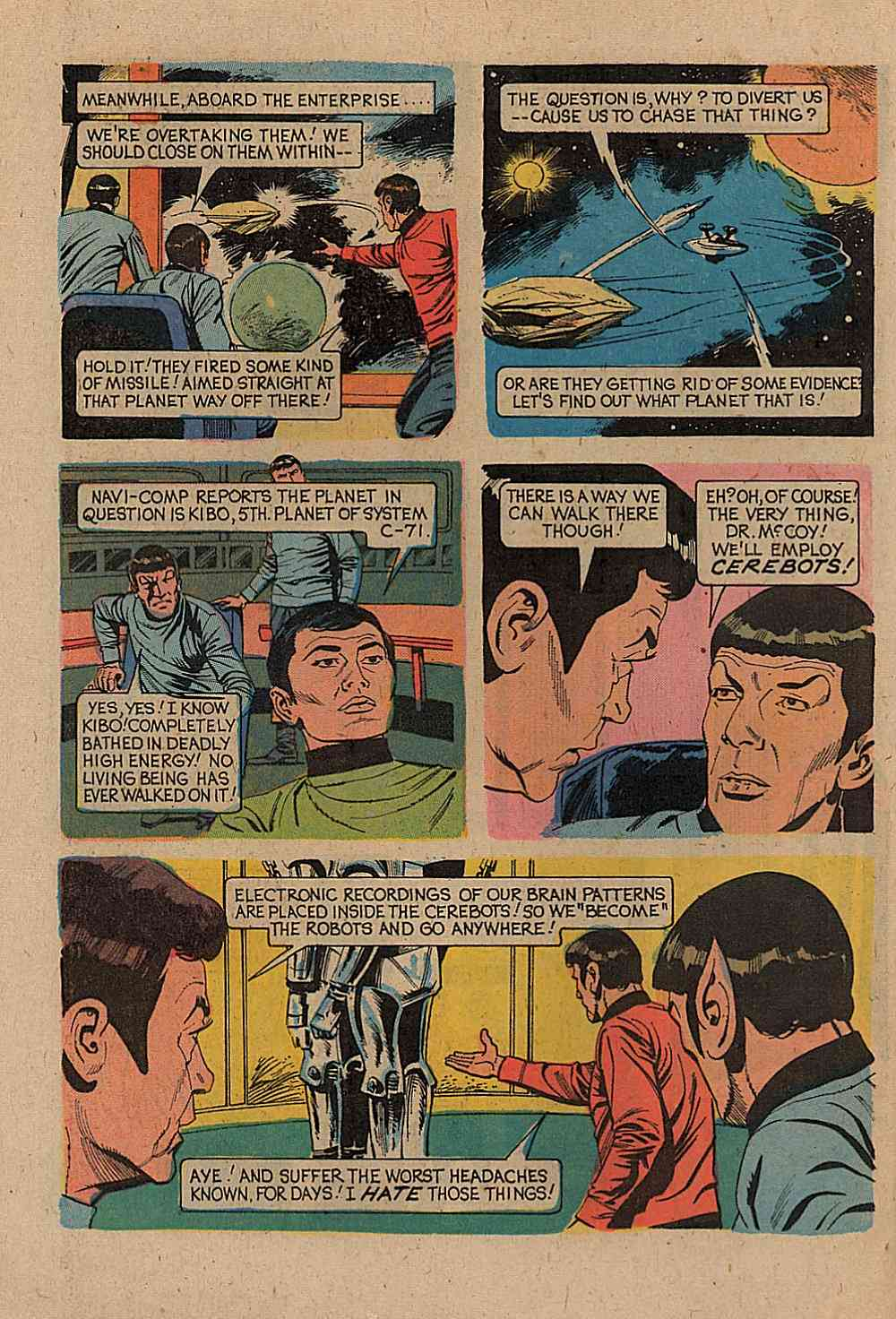 Star Trek (1967) Issue #24 #24 - English 17