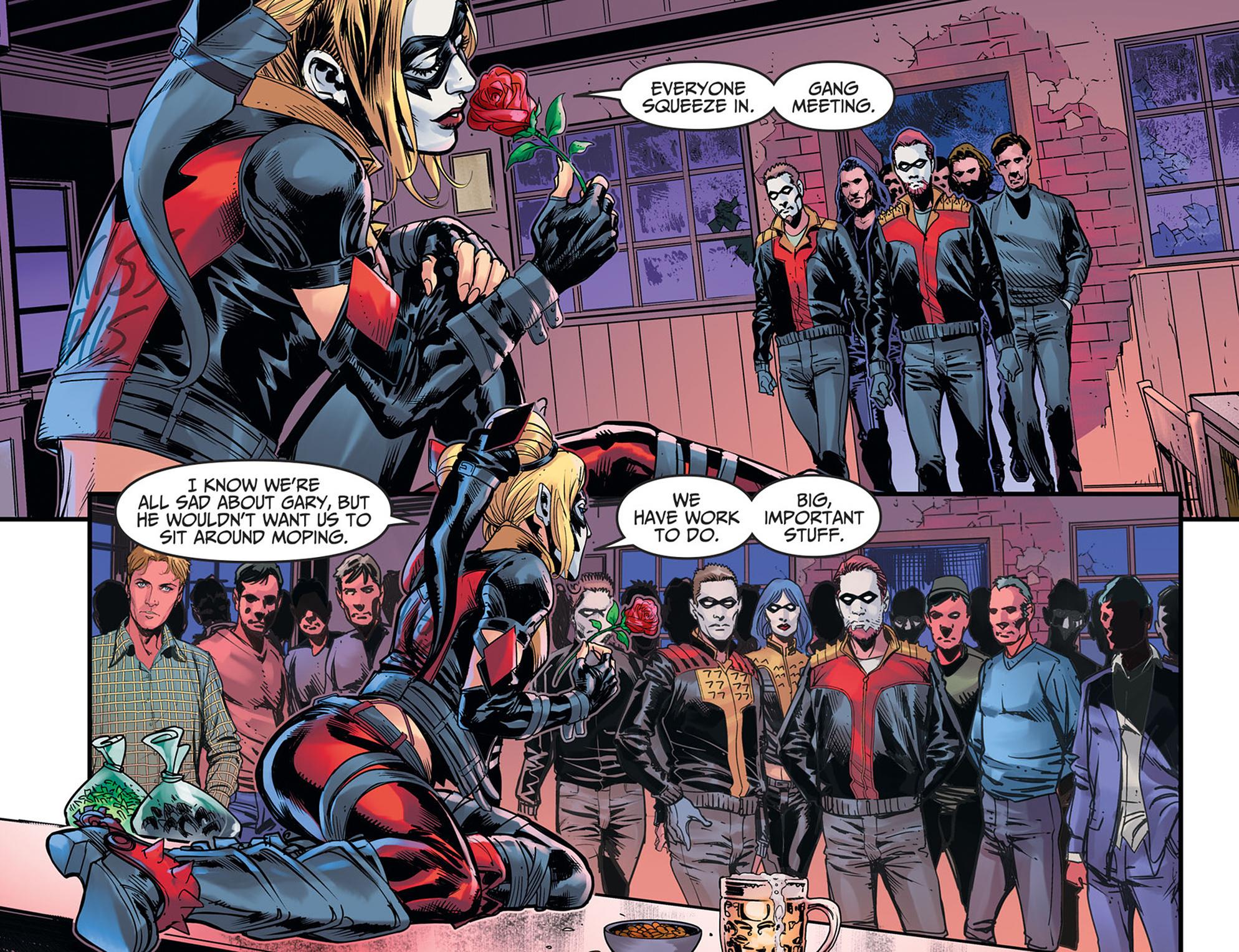 Read online Injustice: Ground Zero comic -  Issue #21 - 18